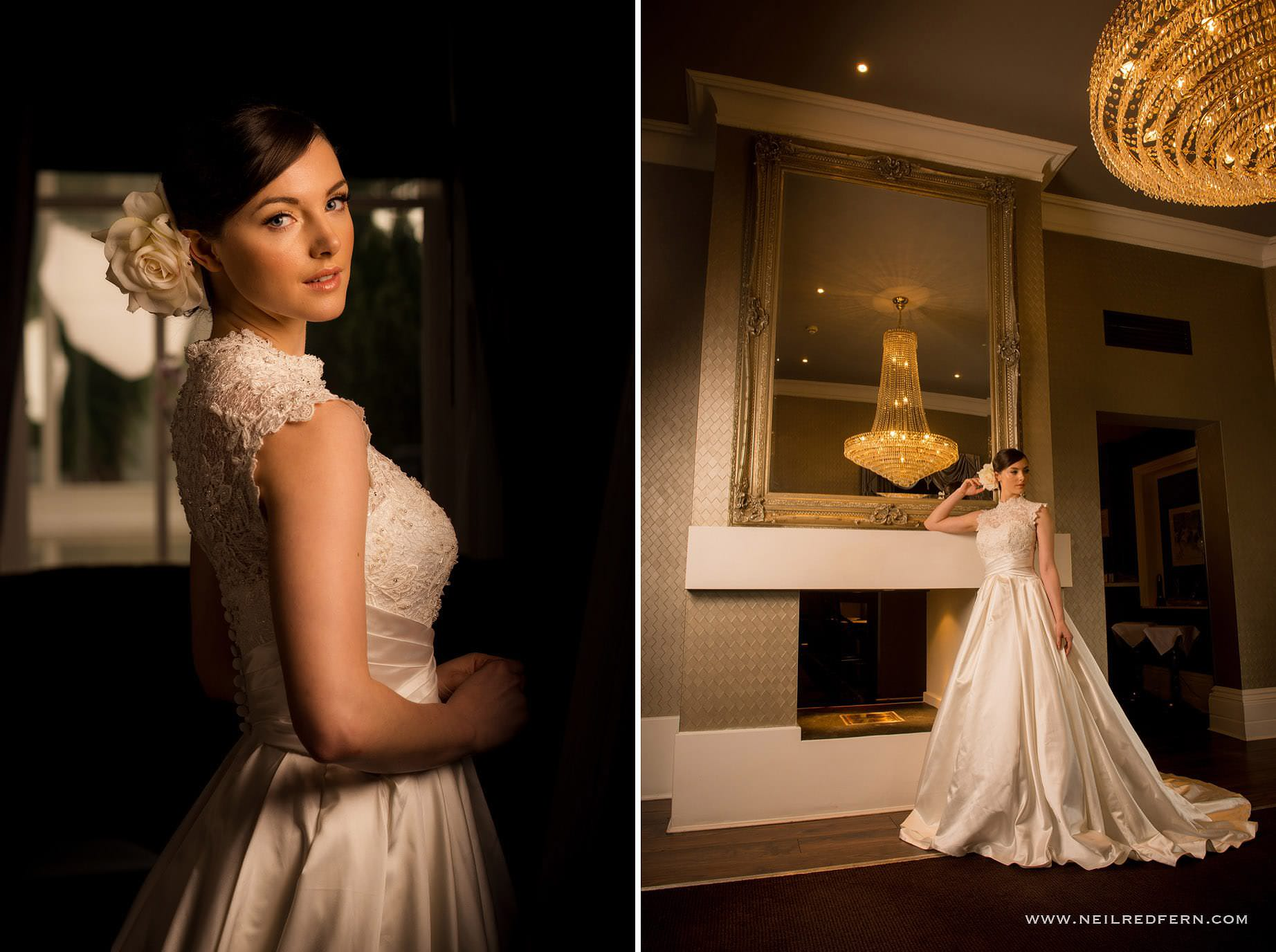 Pure Weddings magazine shoot at DoubleTree Chester 02