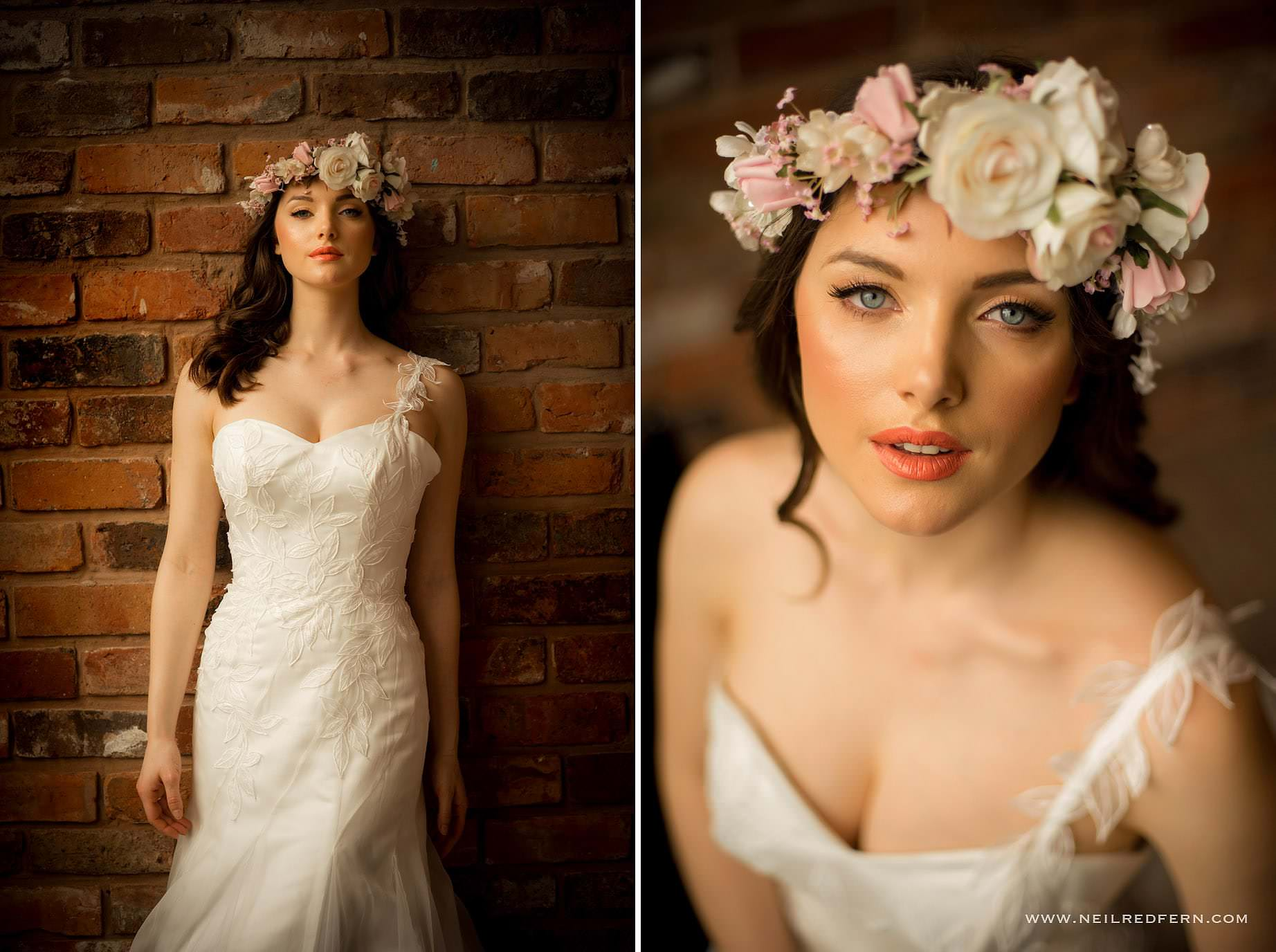 Pure Weddings magazine shoot at DoubleTree Chester 04