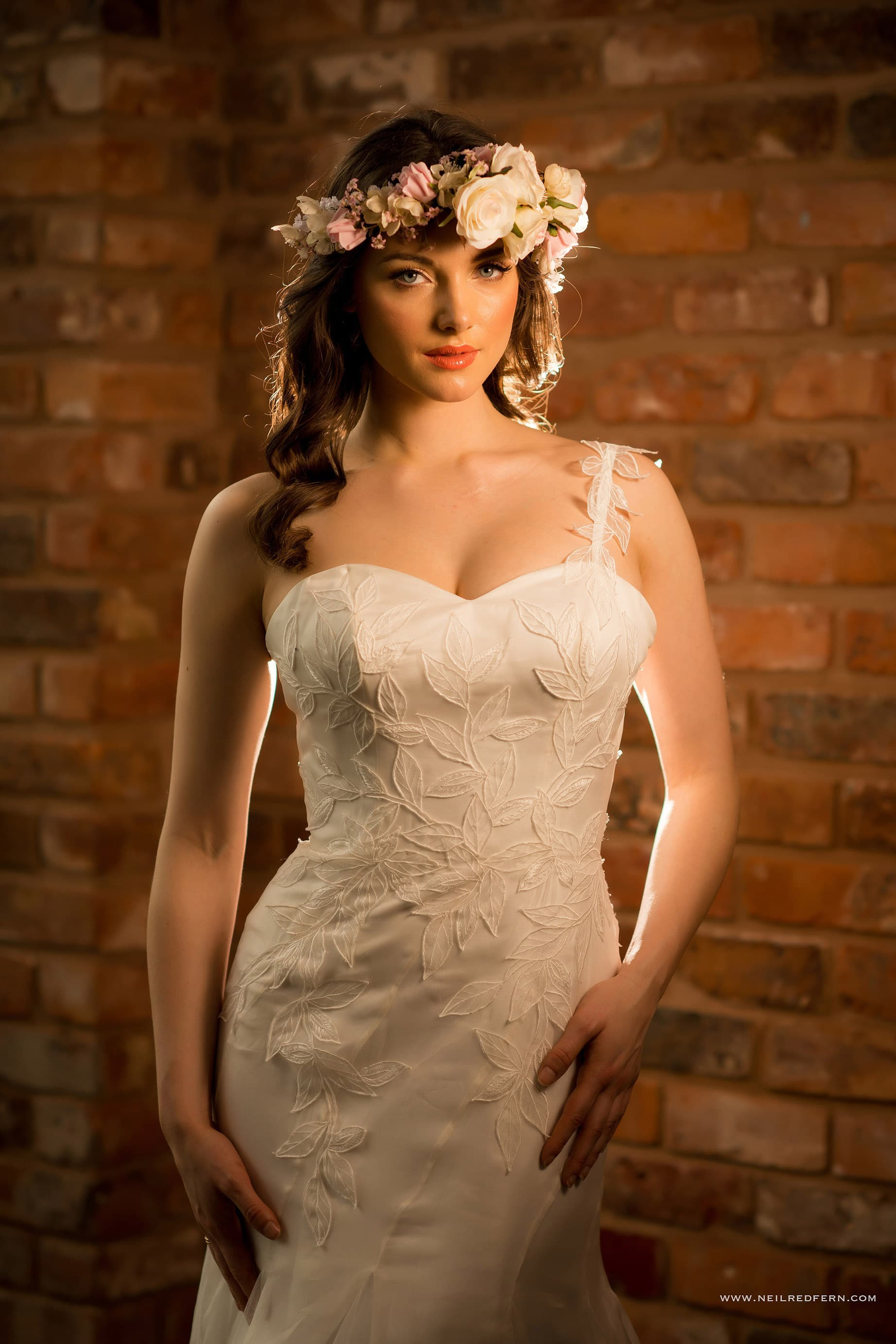 Pure Weddings magazine shoot at DoubleTree Chester 05