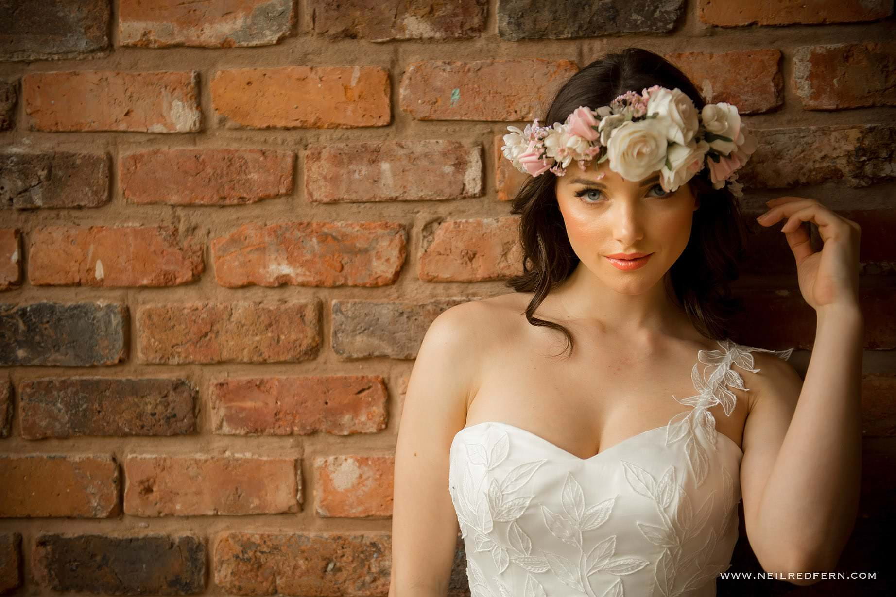 Pure Weddings magazine shoot at DoubleTree Chester 06
