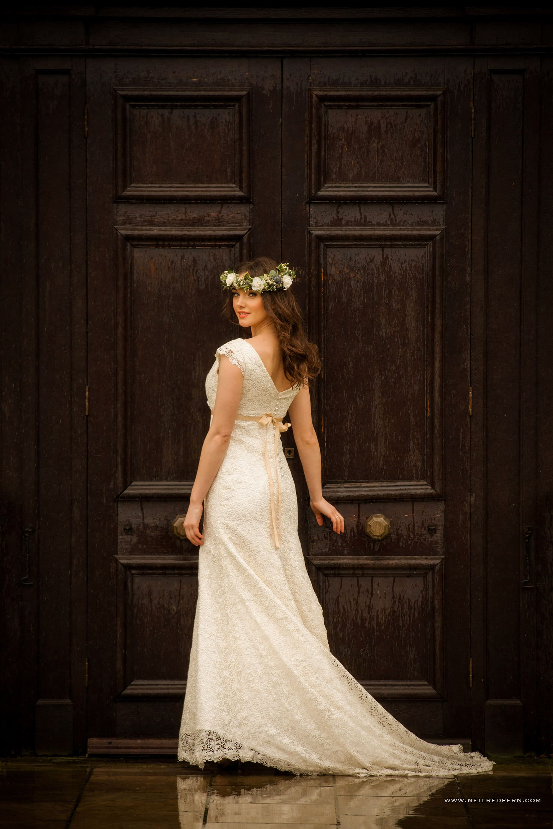 Pure Weddings magazine shoot at DoubleTree Chester 07