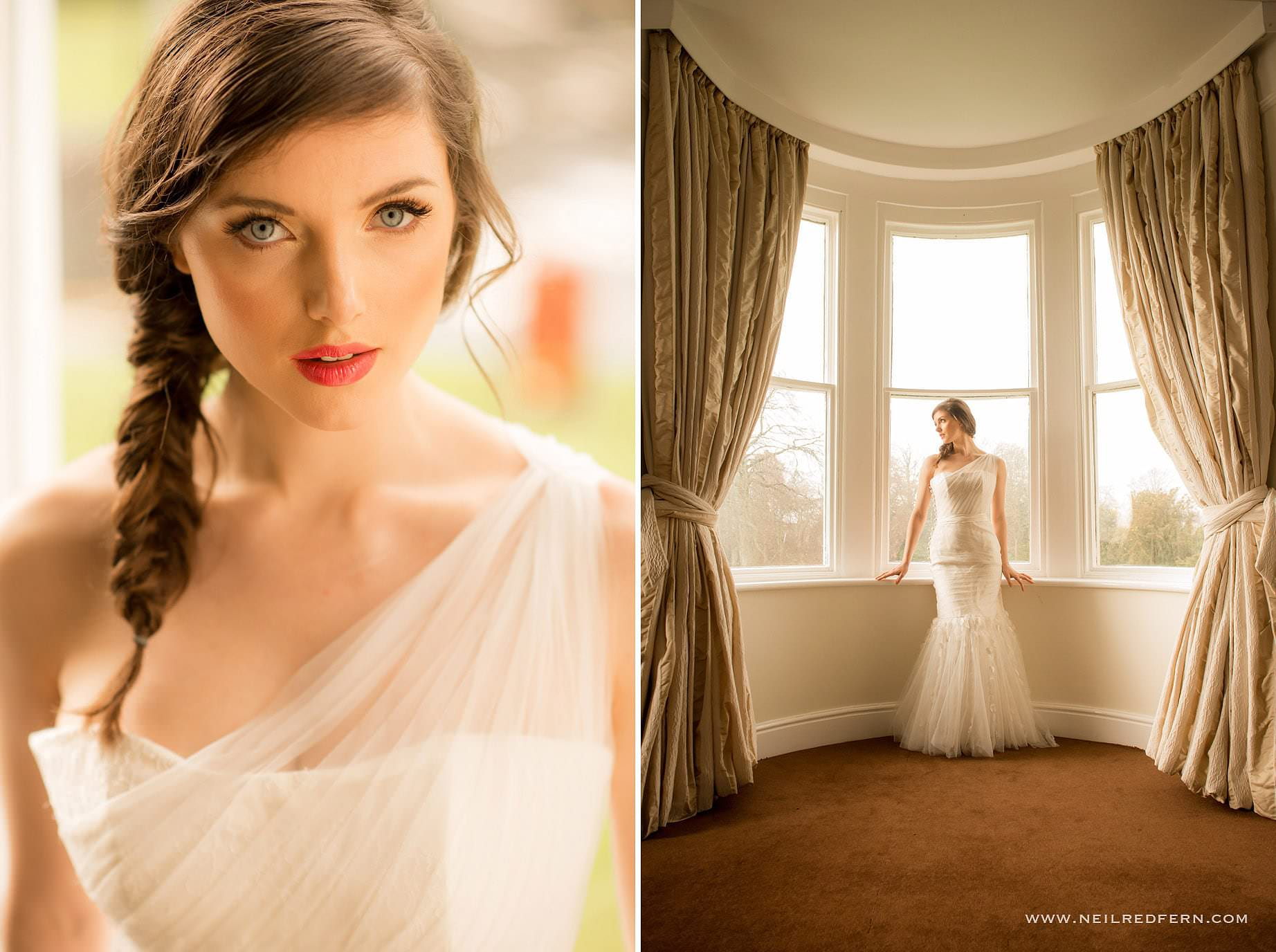 Pure Weddings magazine shoot at DoubleTree Chester 08