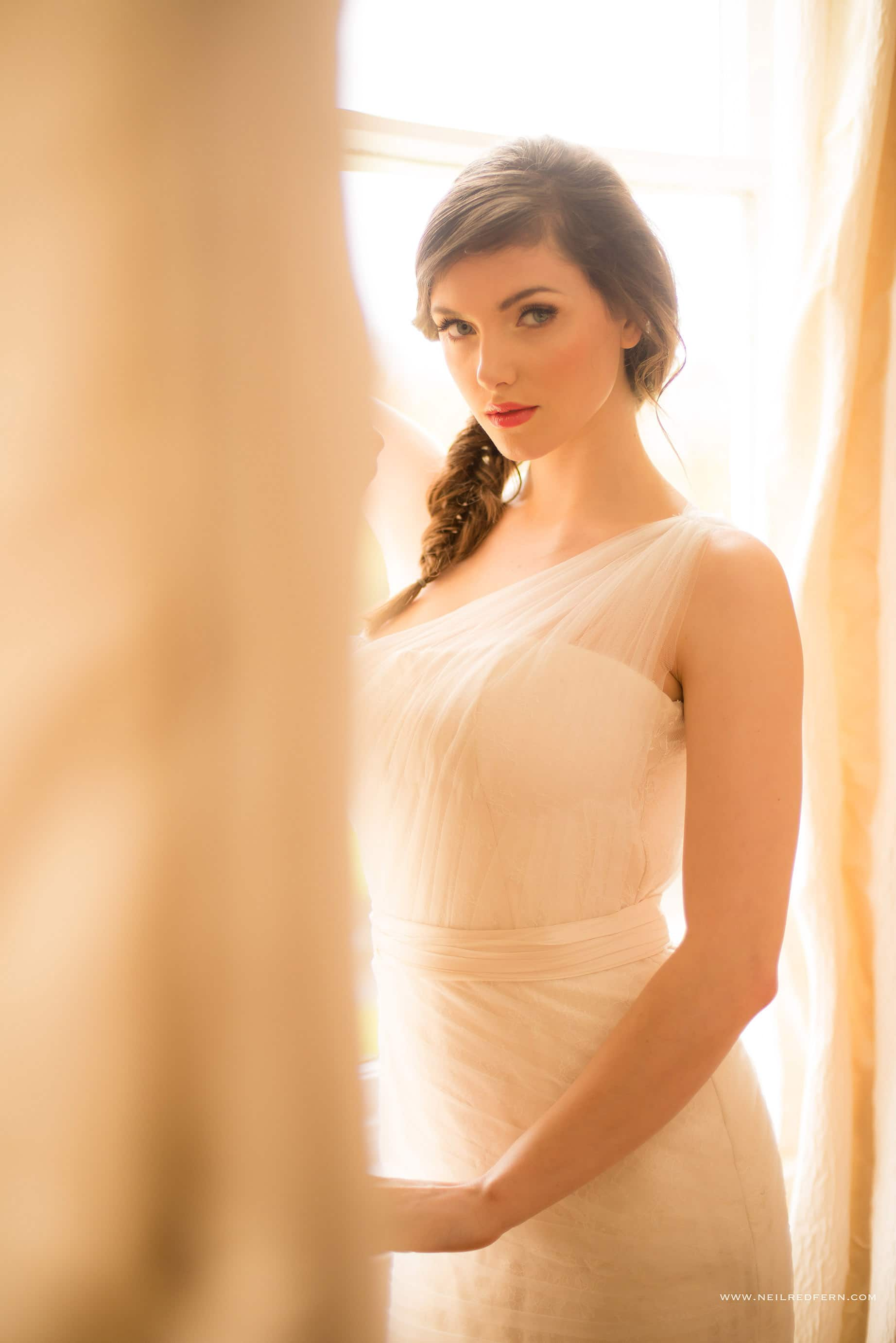 Pure Weddings magazine shoot at DoubleTree Chester 09