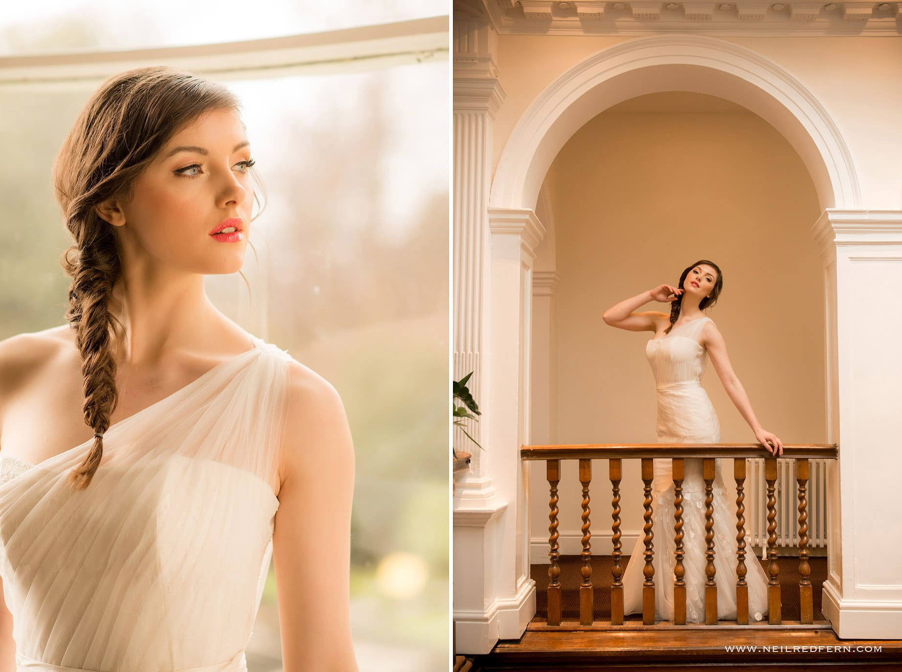 Pure Weddings magazine shoot at DoubleTree Chester 10