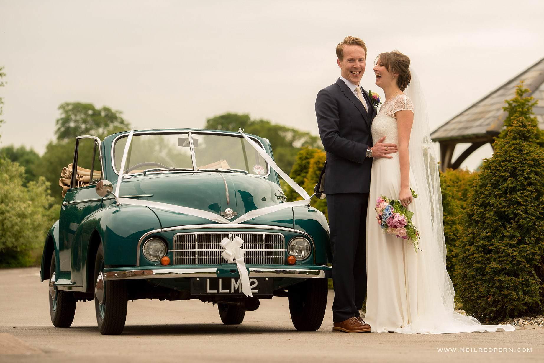 Sandhole Oak Barn wedding photographer 03