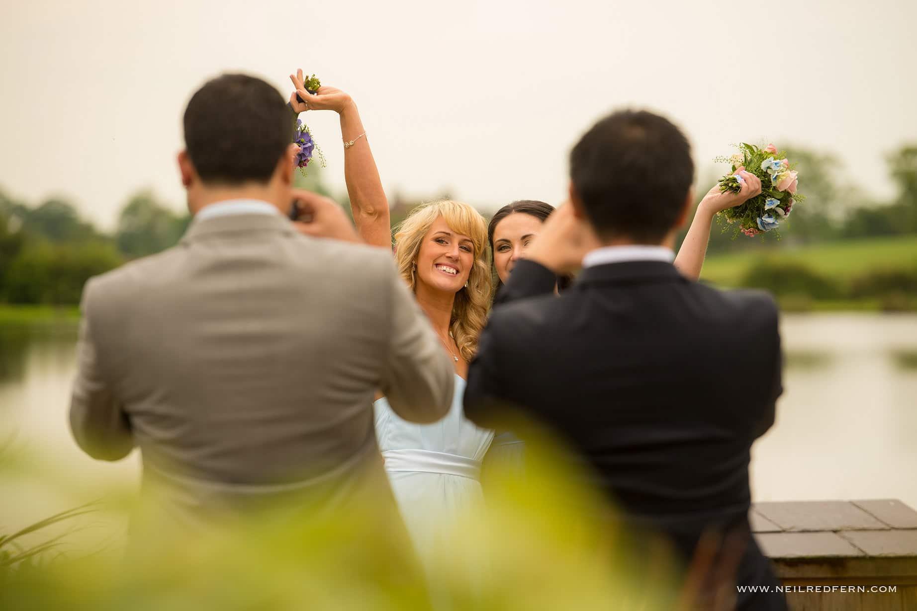 Sandhole Oak Barn wedding photographer 04