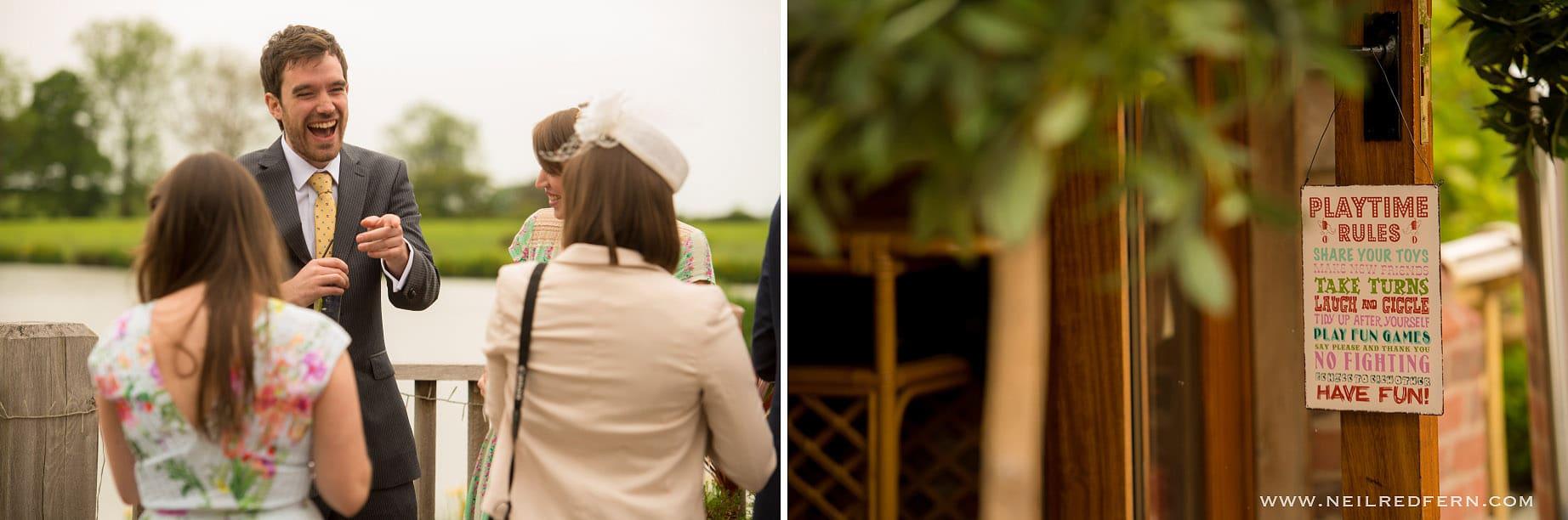 Sandhole Oak Barn wedding photographer 05