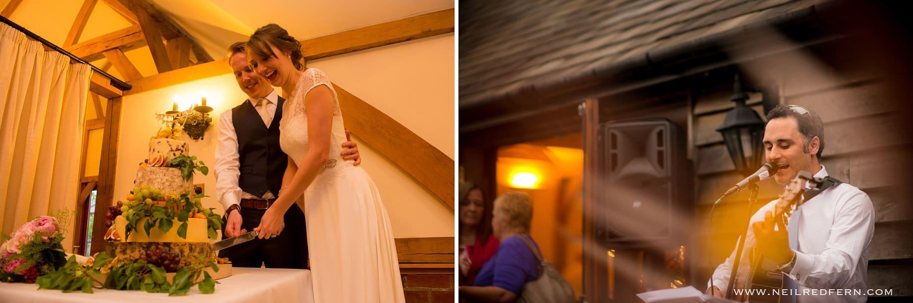 Sandhole Oak Barn wedding photographer 26