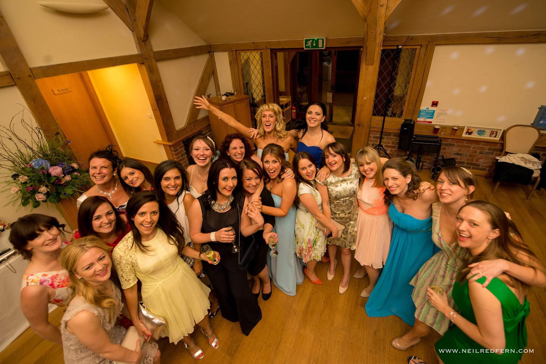 Sandhole Oak Barn wedding photographer 38