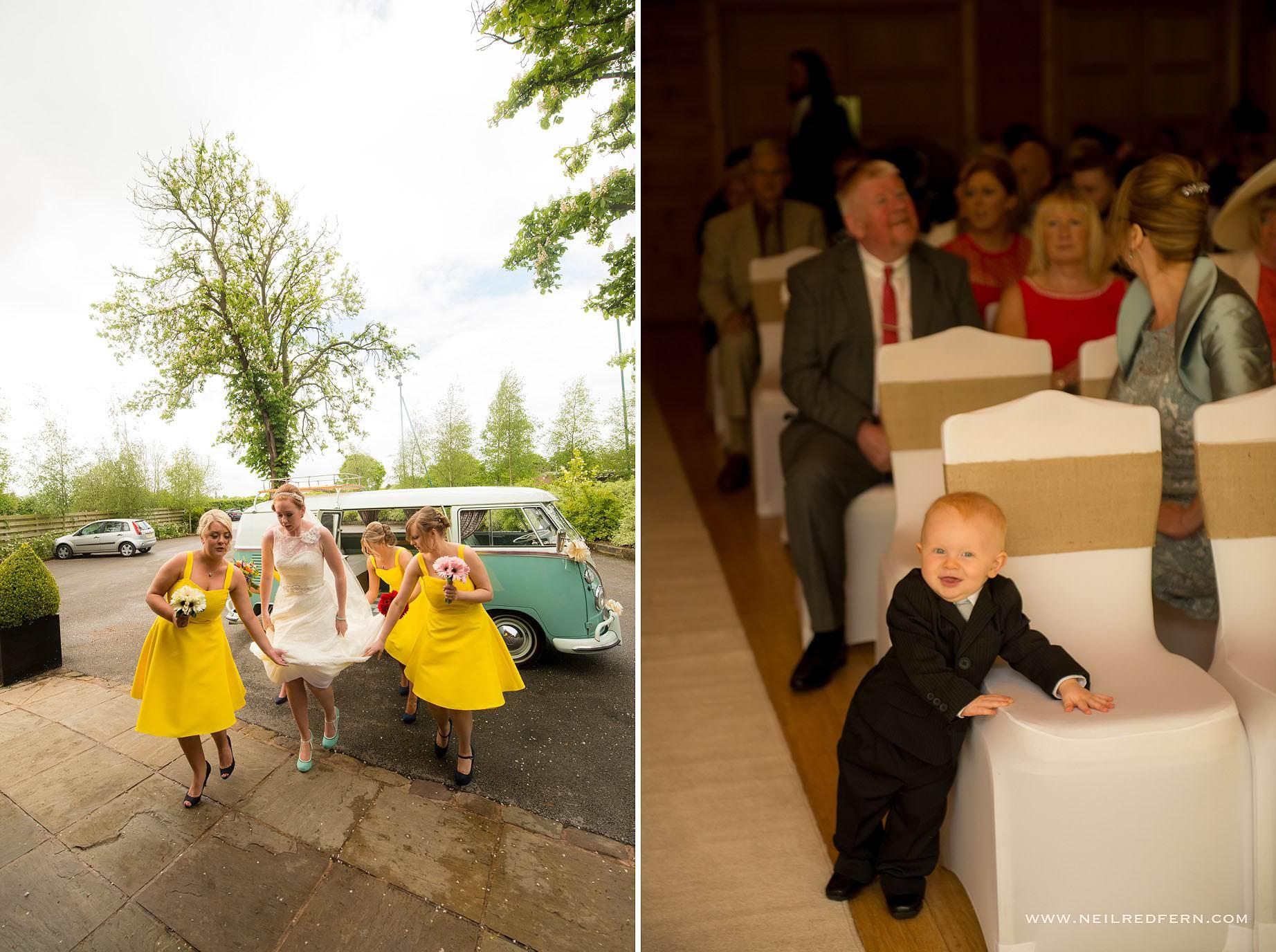 Styal Lodge wedding photographer 03