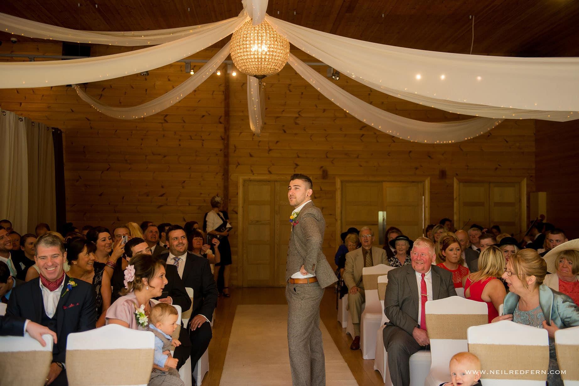 Styal Lodge wedding photographer 04