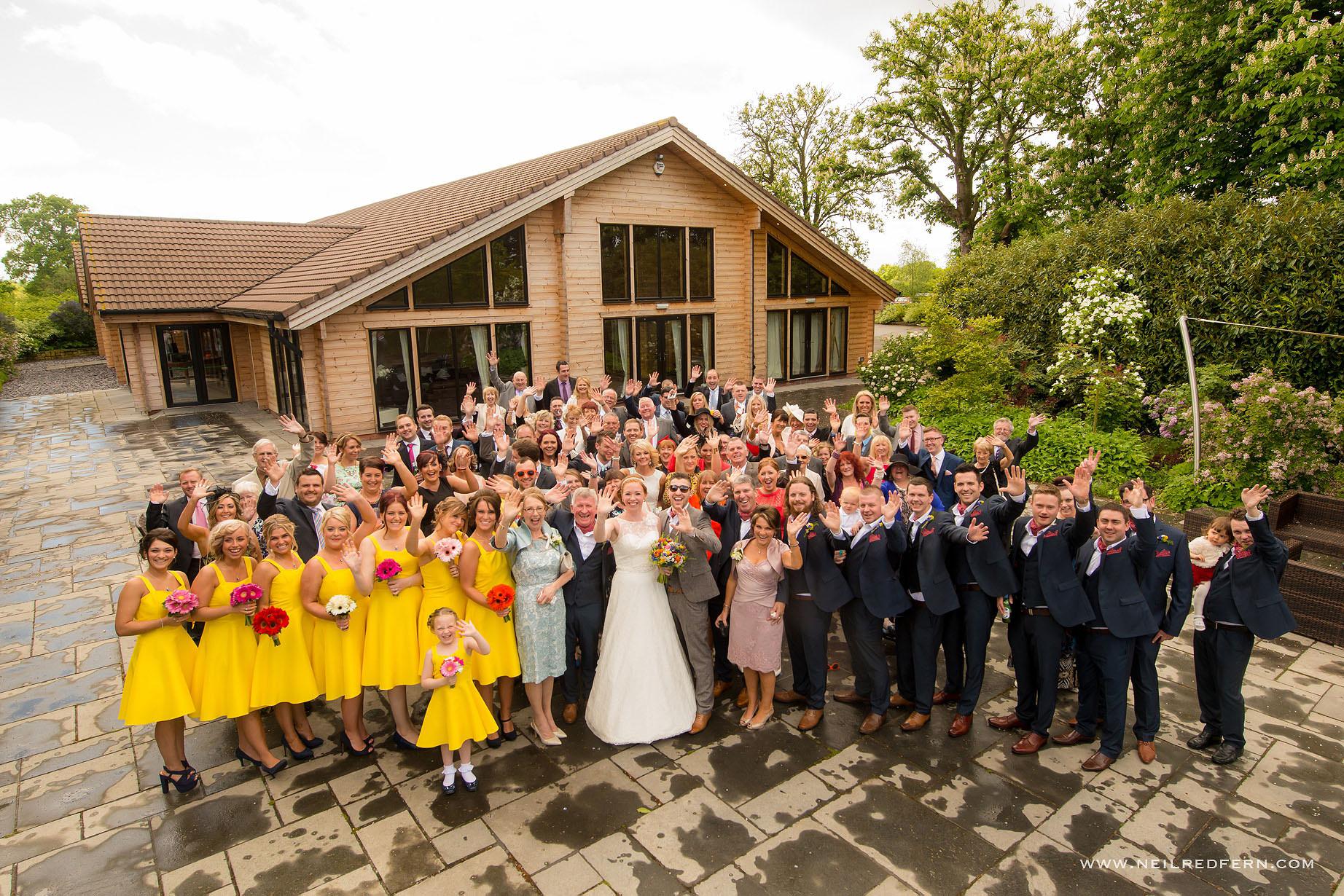 Styal Lodge wedding photographer 22