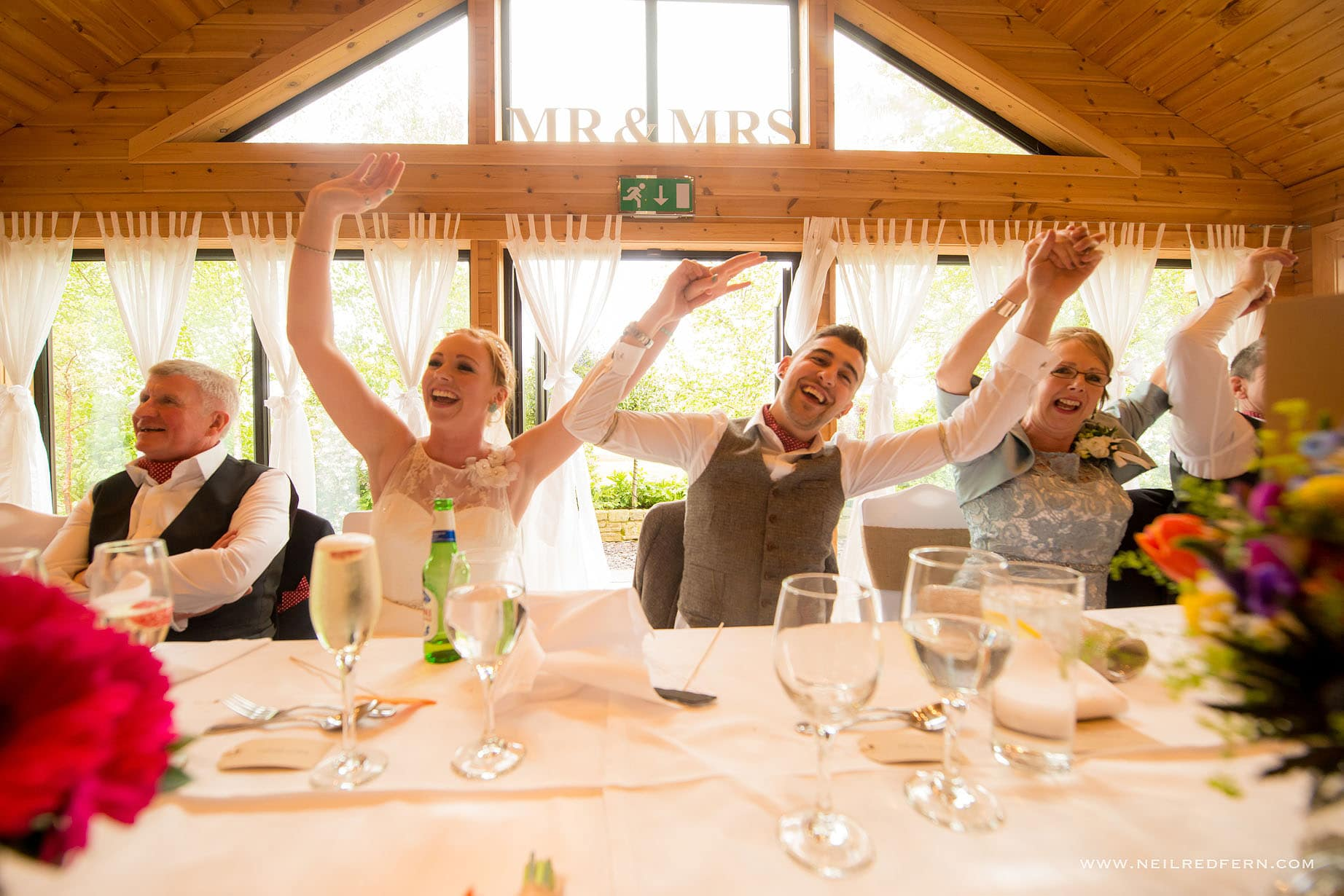 Styal Lodge wedding photographer 37