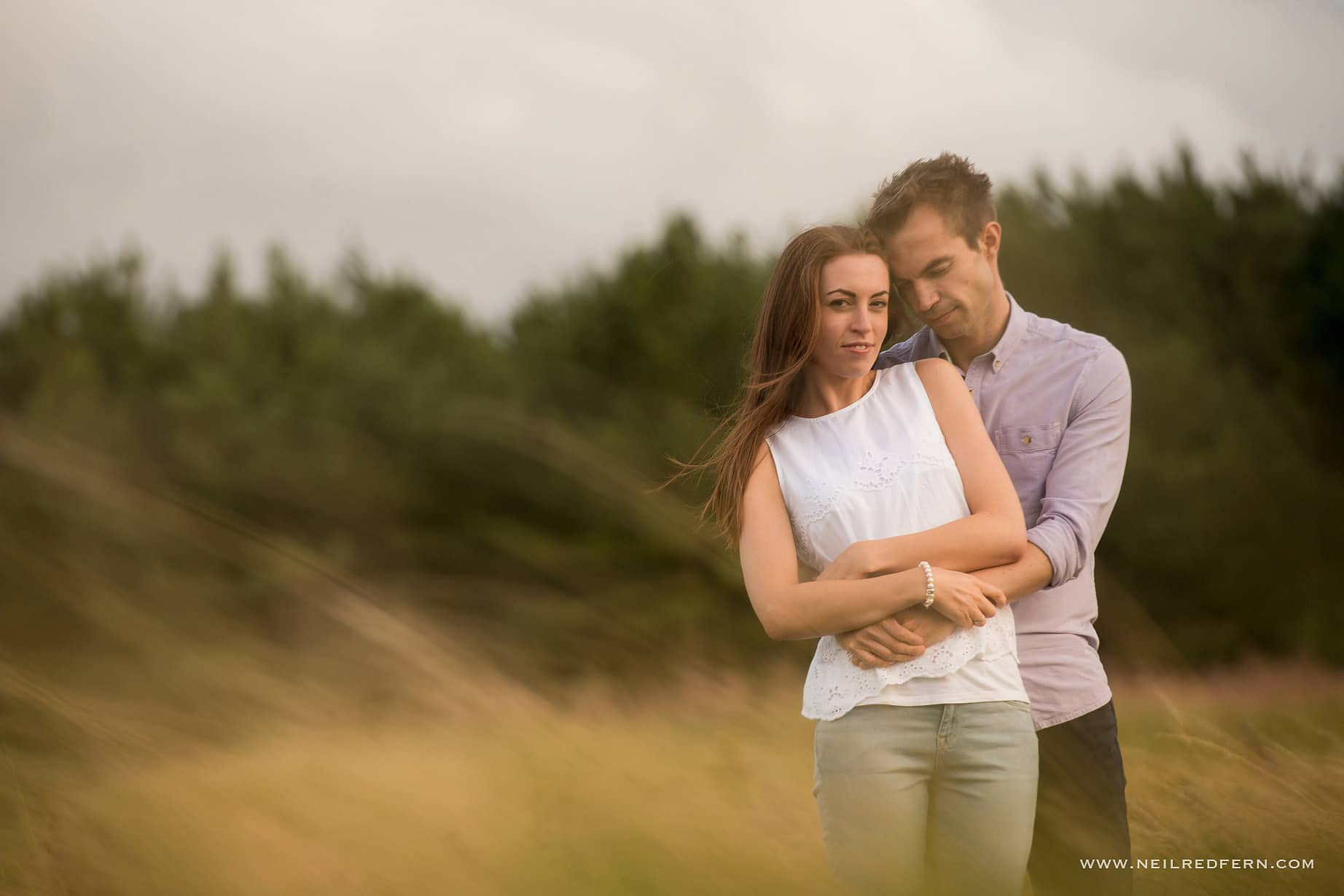 Formby engagement shoot 03