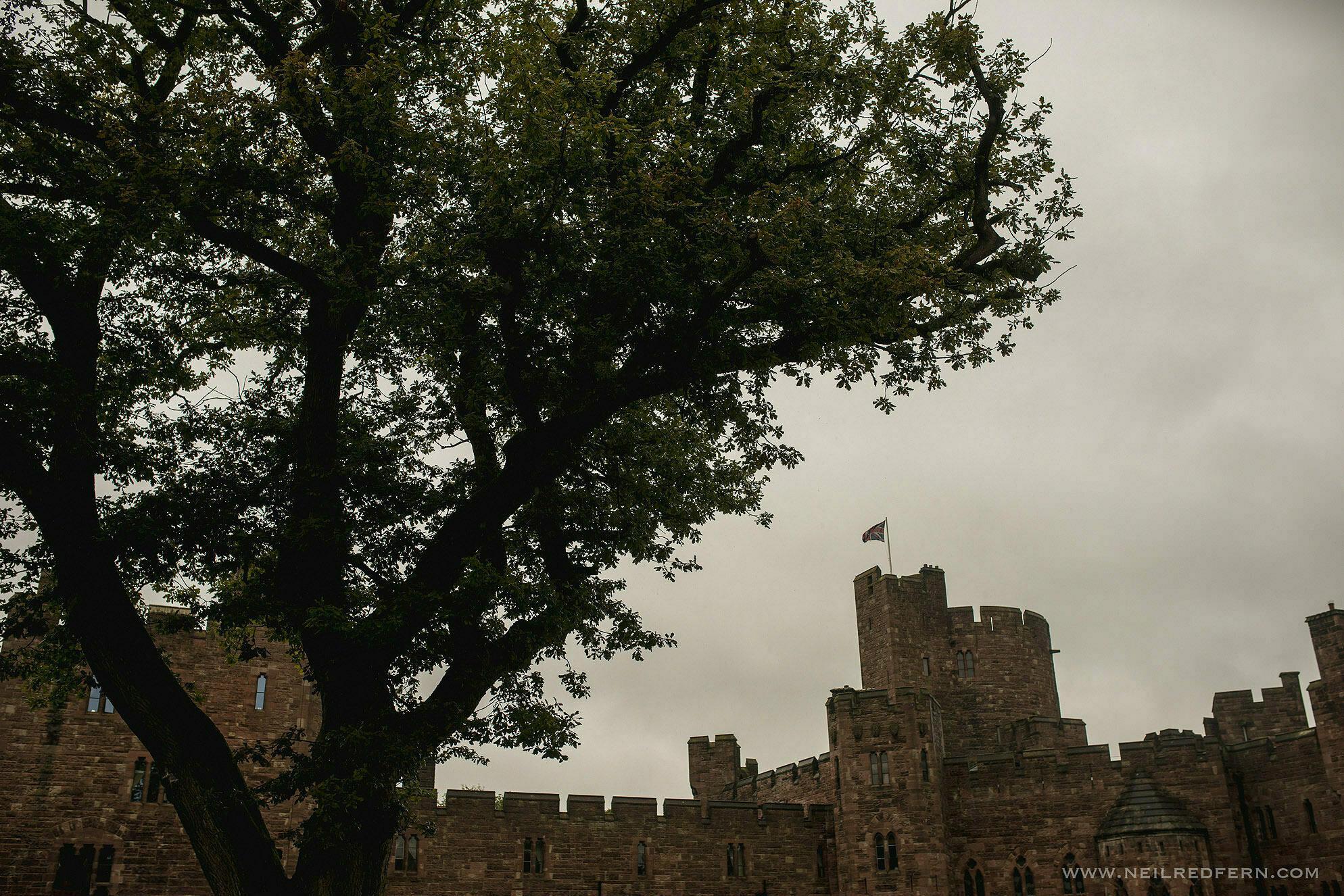 Peckforton Castle wedding photography 01