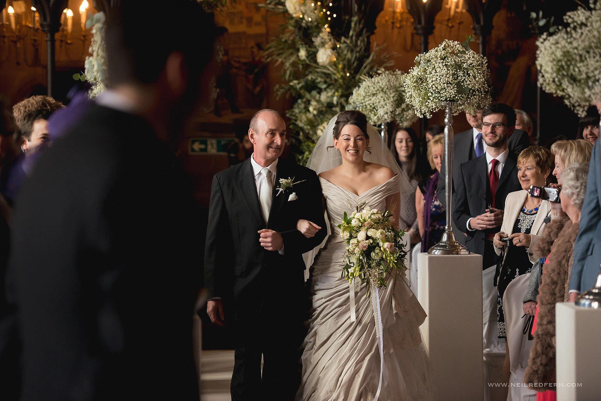 peckforton castle wedding photographer 12