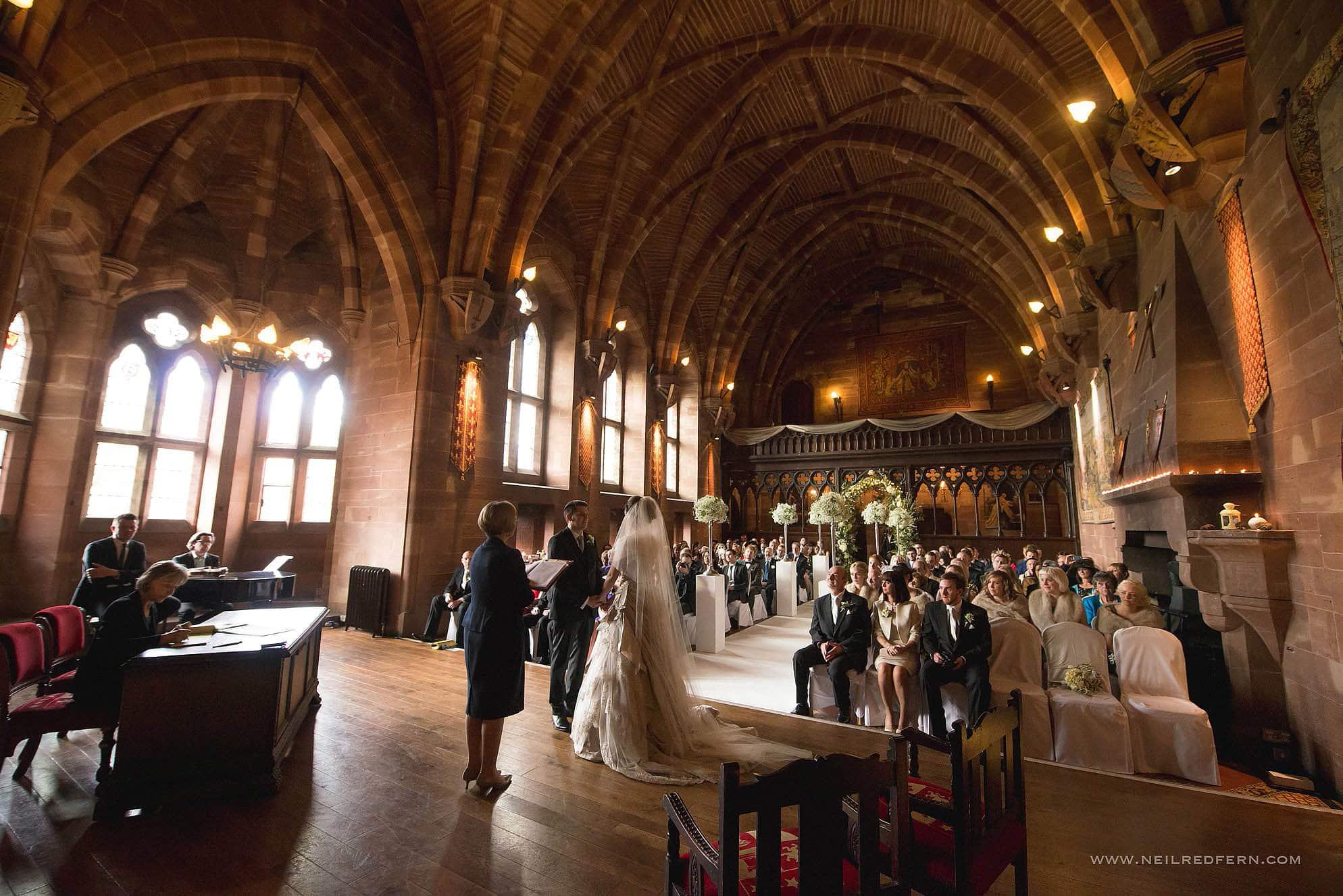 peckforton castle wedding photographer 15