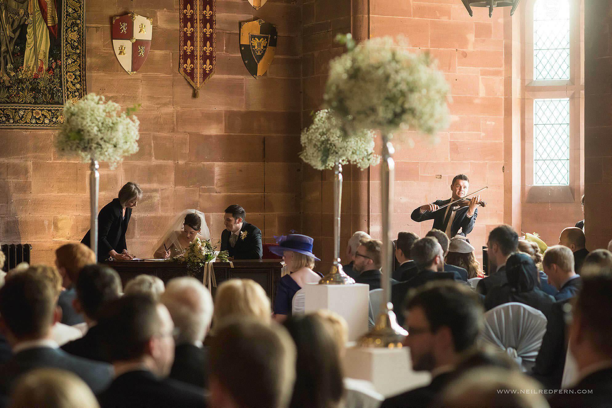 peckforton castle wedding photographer 17