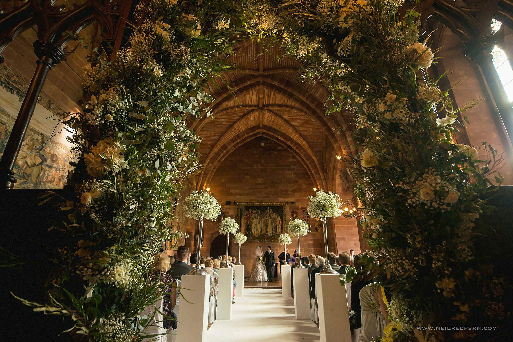 peckforton castle wedding photographer 18