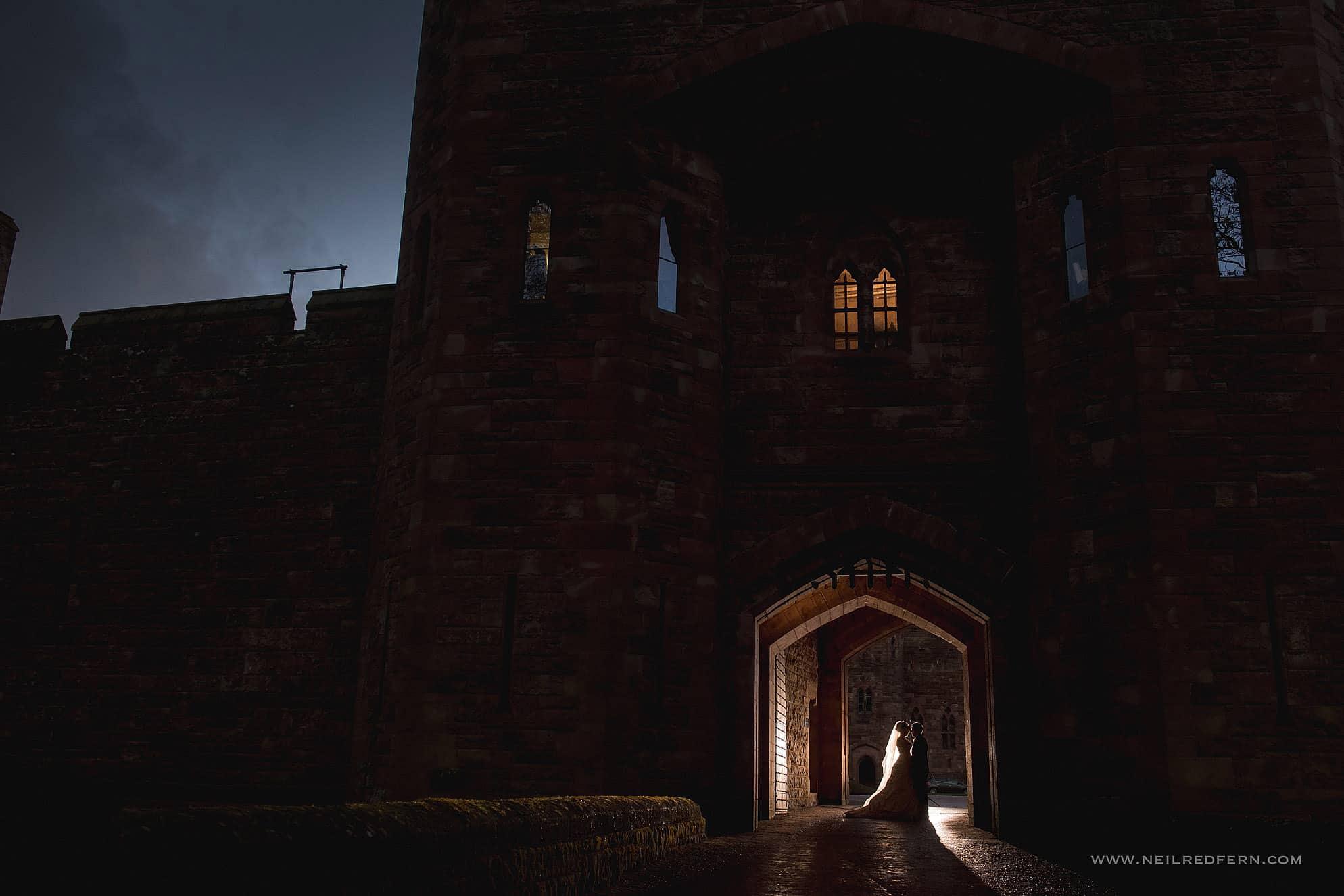 peckforton castle wedding photographer 37