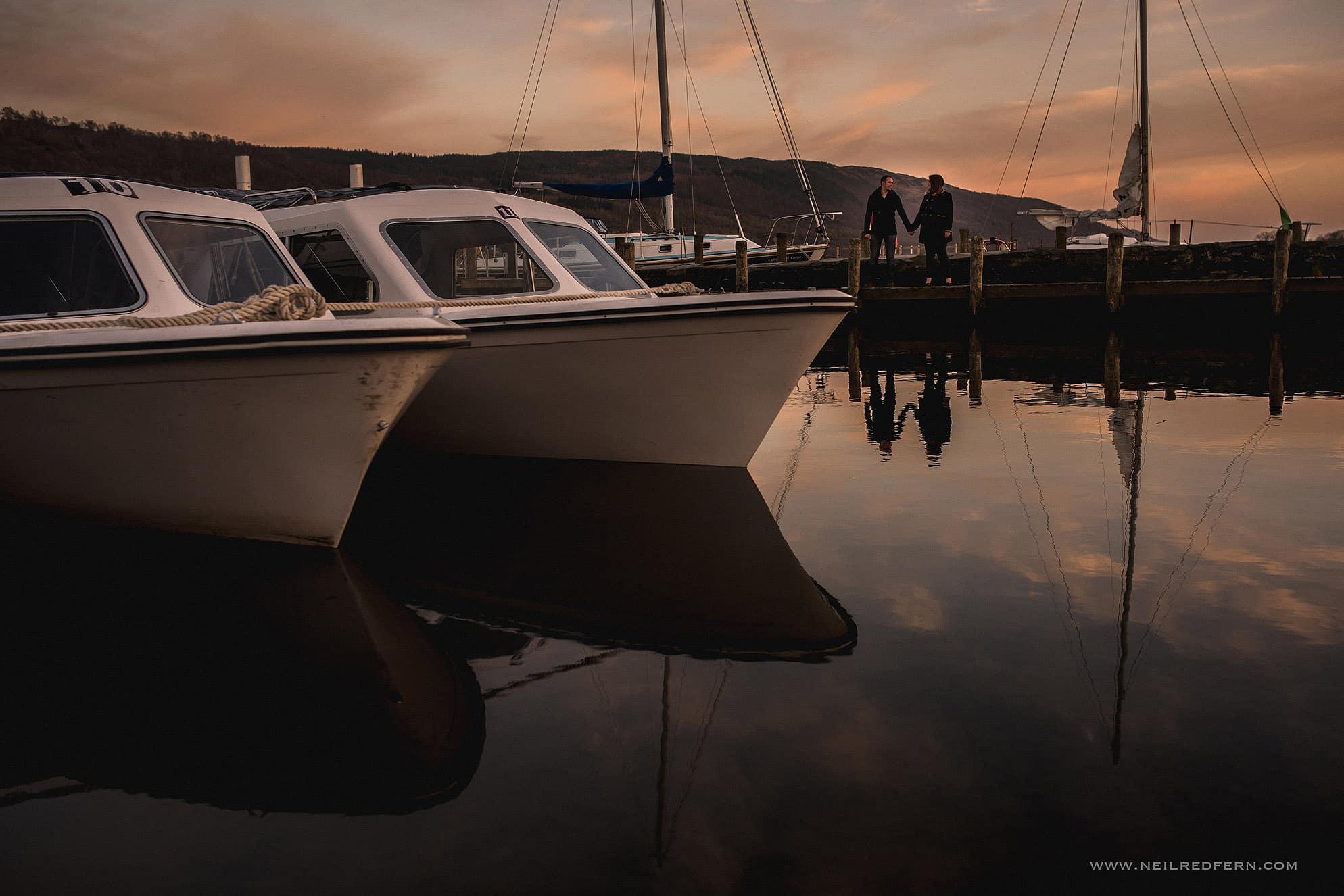 Lake District engagement photographs 8