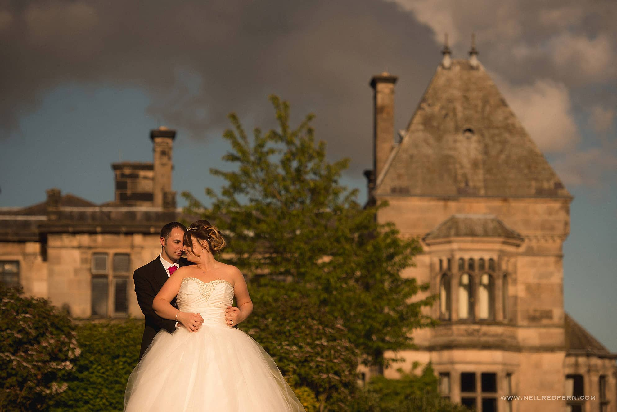 Rookery Hall wedding photographs 13