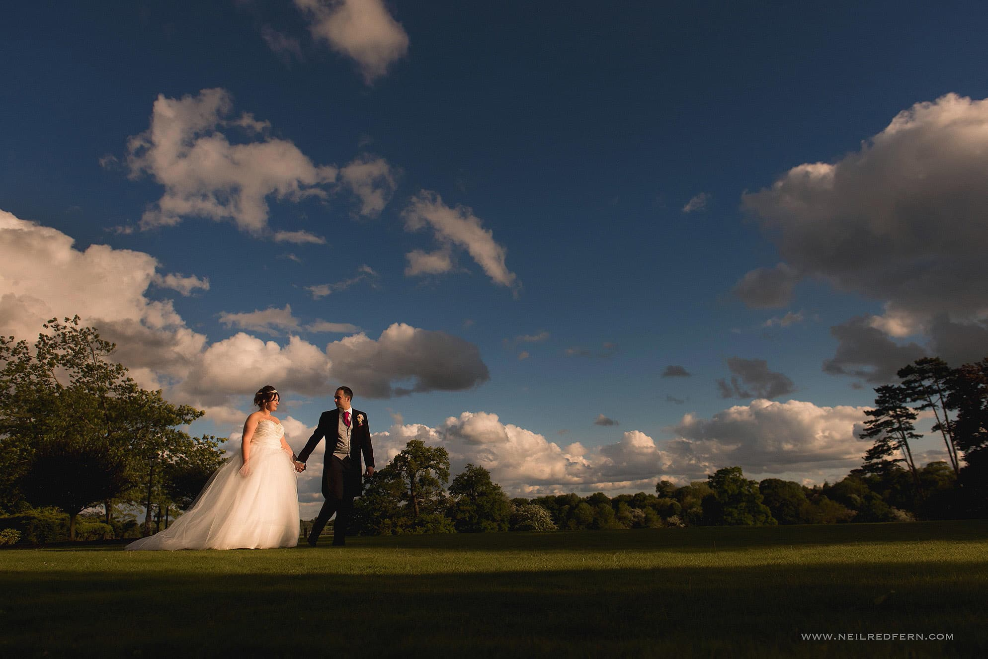 Rookery Hall wedding photographs 14