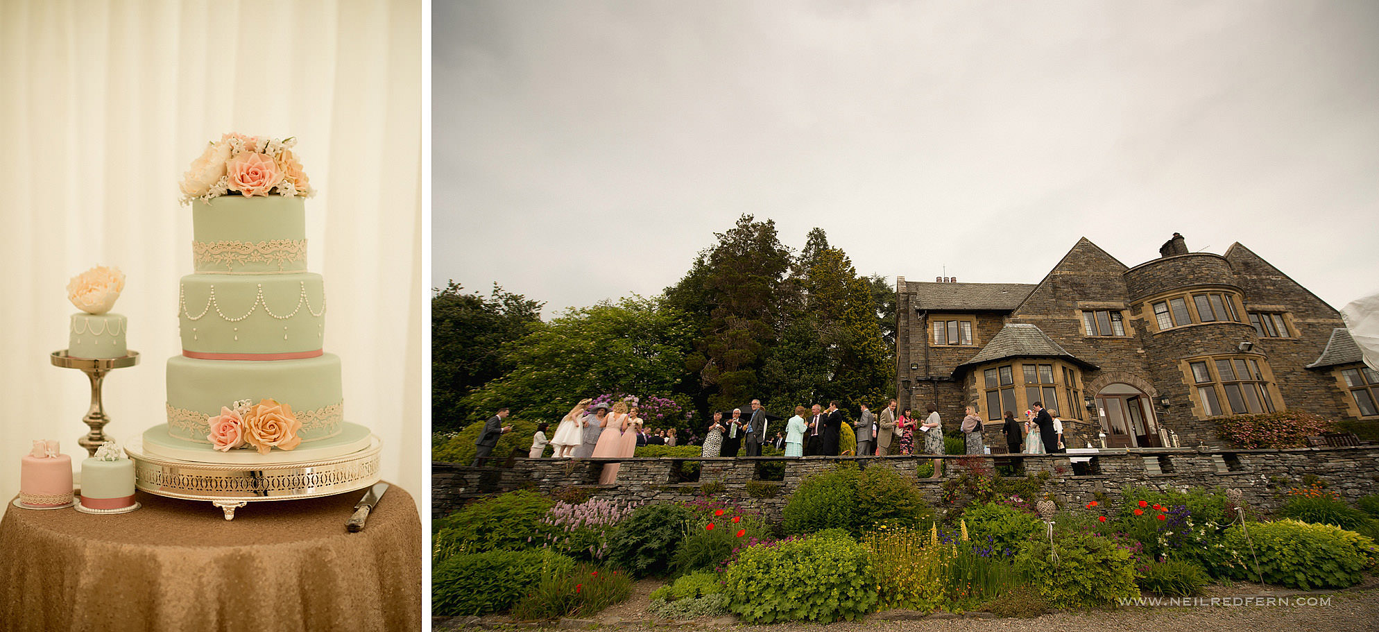 Cragwood Hotel wedding photographs 01