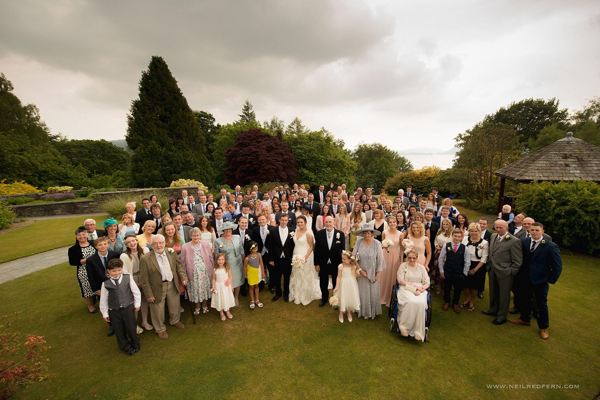 Cragwood Hotel wedding photographs 06