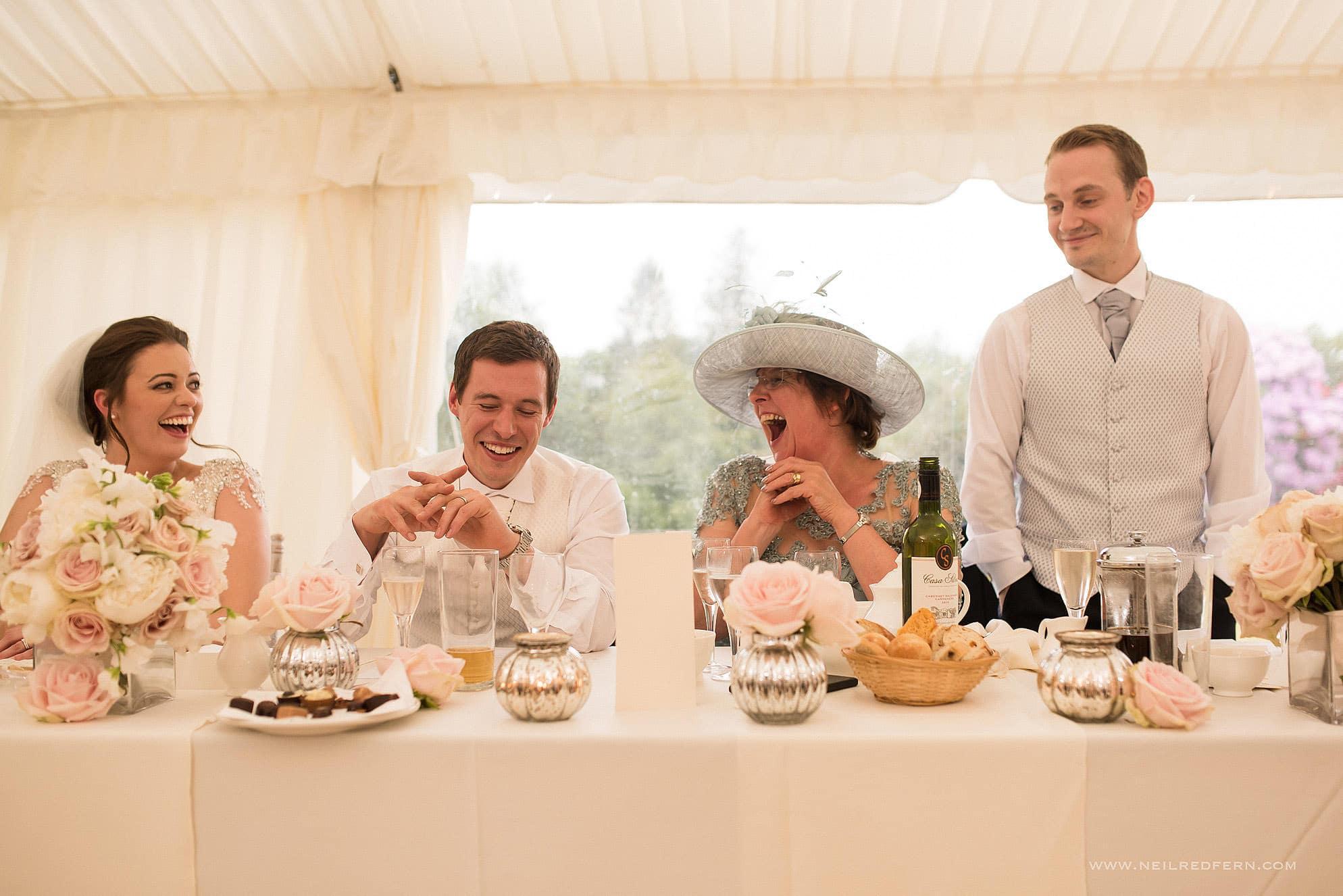 Cragwood Hotel wedding photographs 12