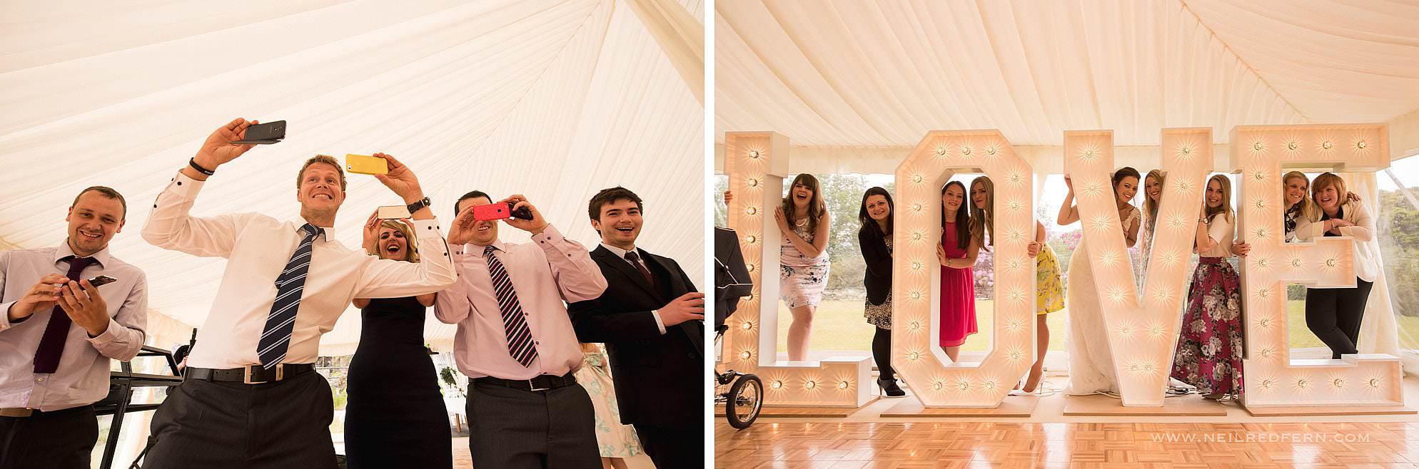 Cragwood Hotel wedding photographs 15