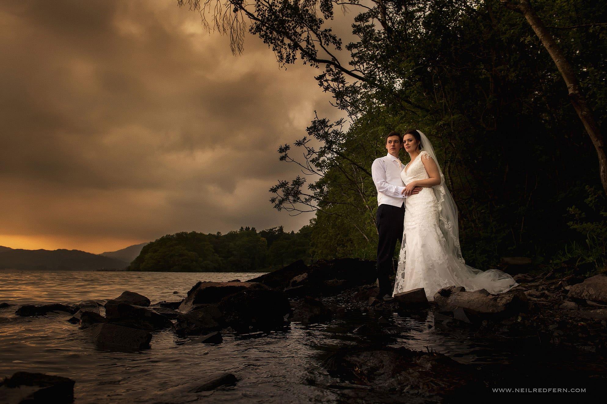 Cragwood Hotel wedding photographs 23