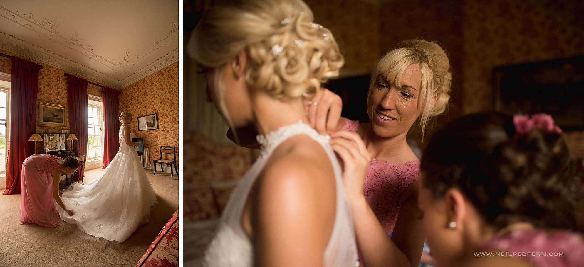 Knowsley Hall wedding photography 09