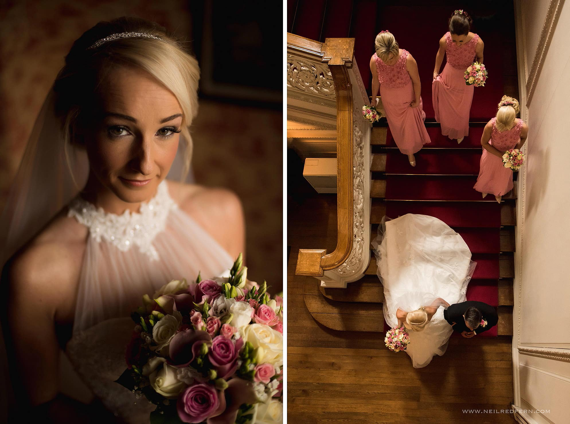 Knowsley Hall wedding photography 14