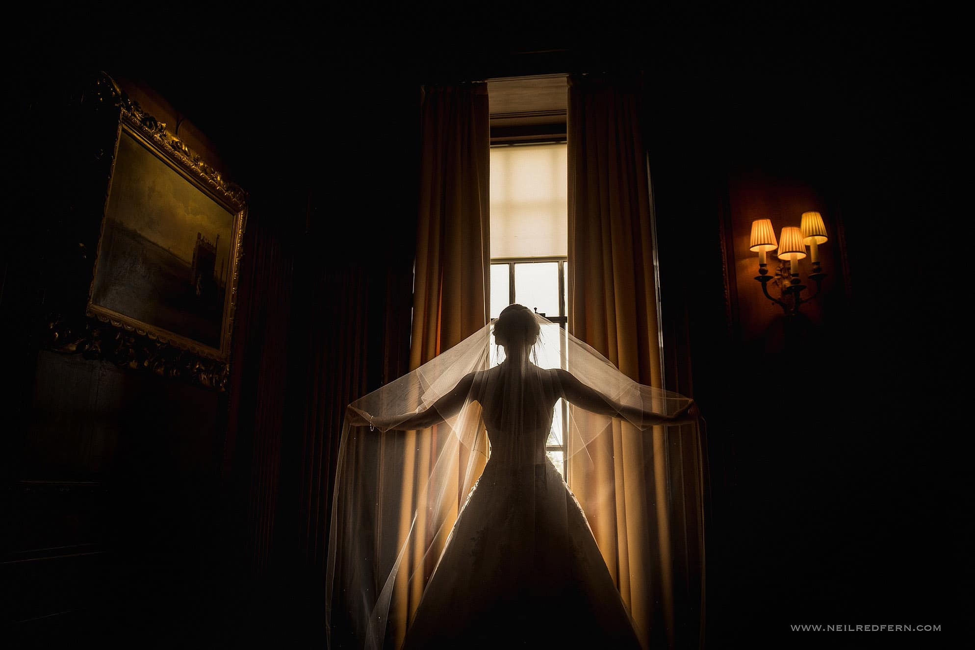 Knowsley Hall wedding photography 30