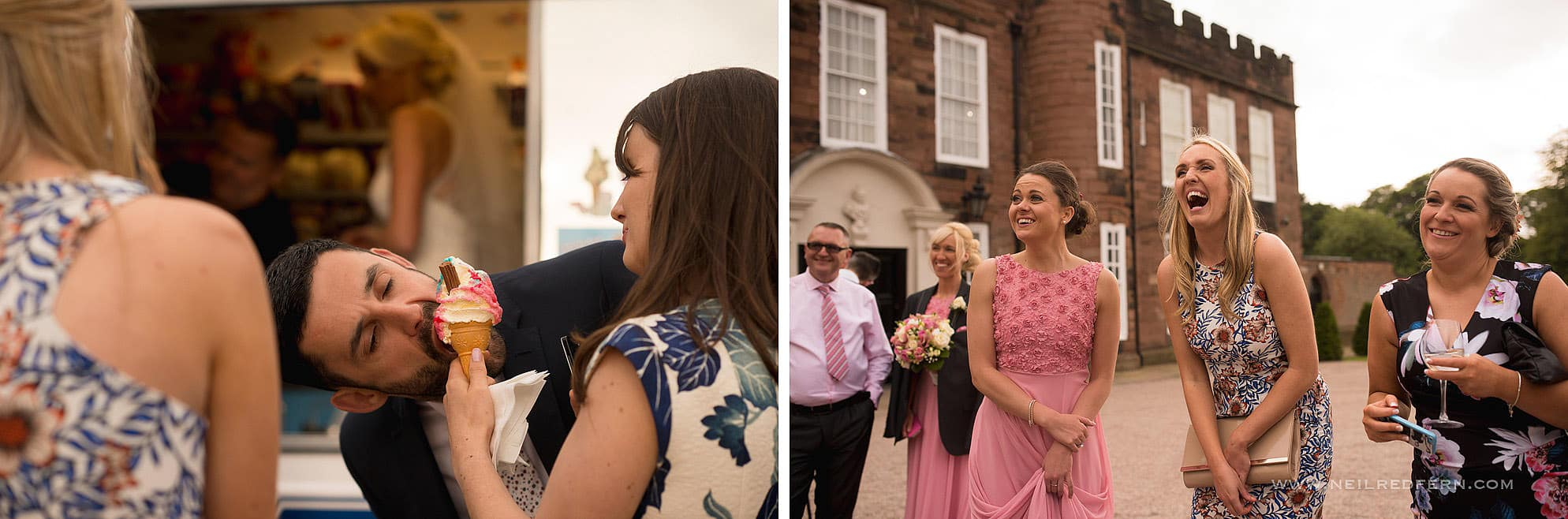 Knowsley Hall wedding photography 50