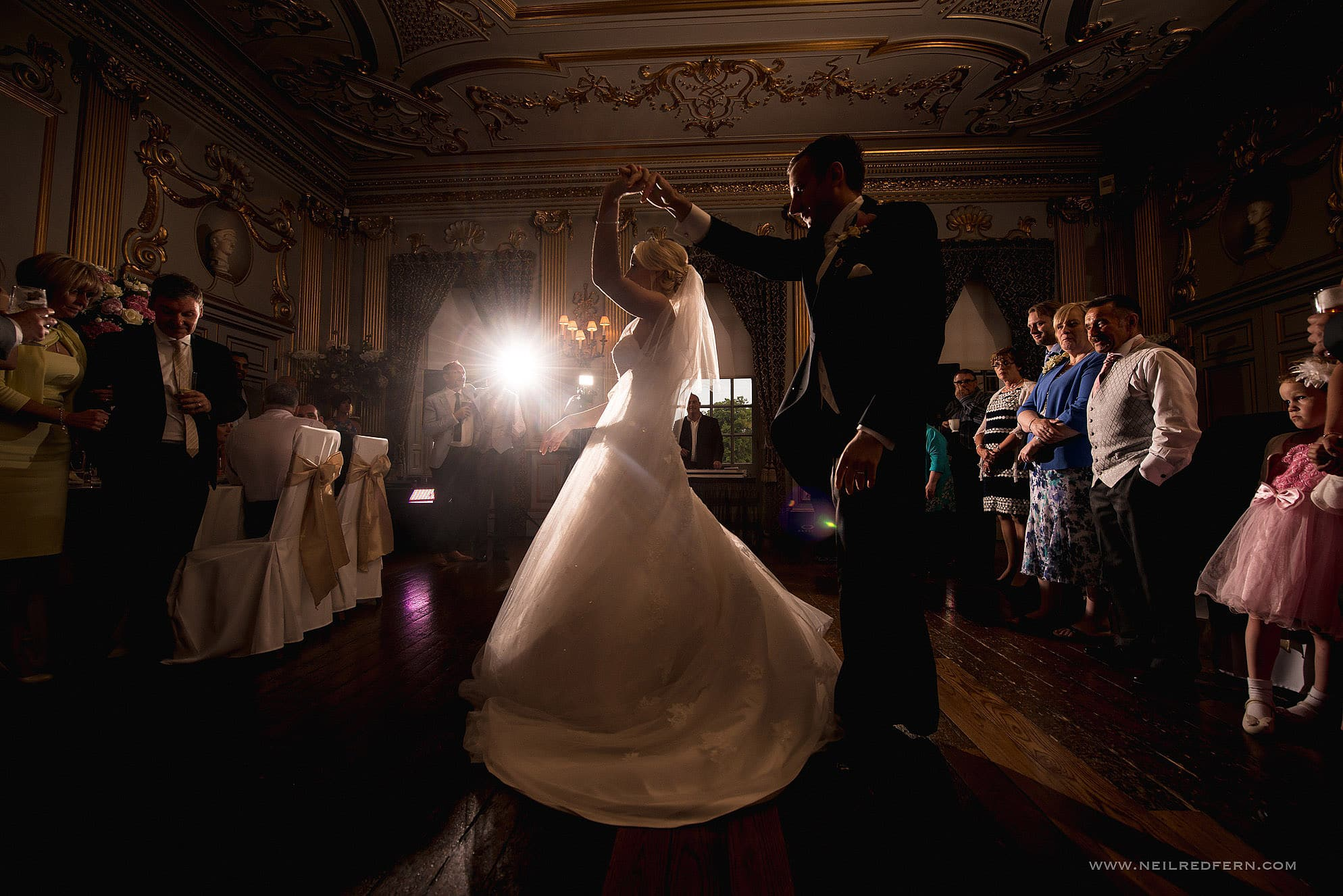 Knowsley Hall wedding photography 52