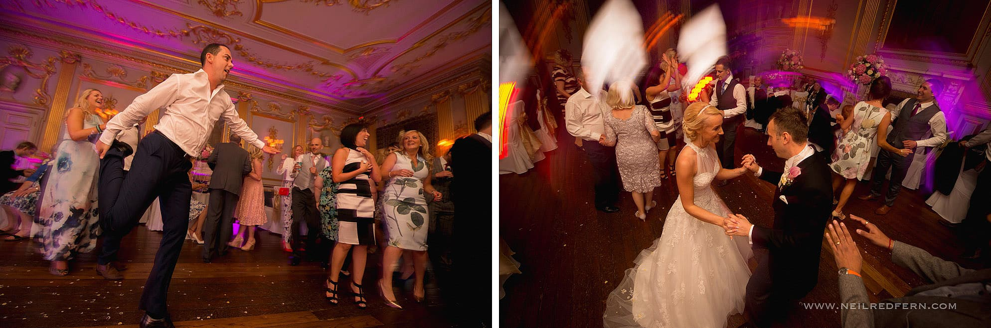 Knowsley Hall wedding photography 55