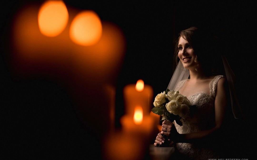 Samlesbury Hall wedding photography – Katrina & James
