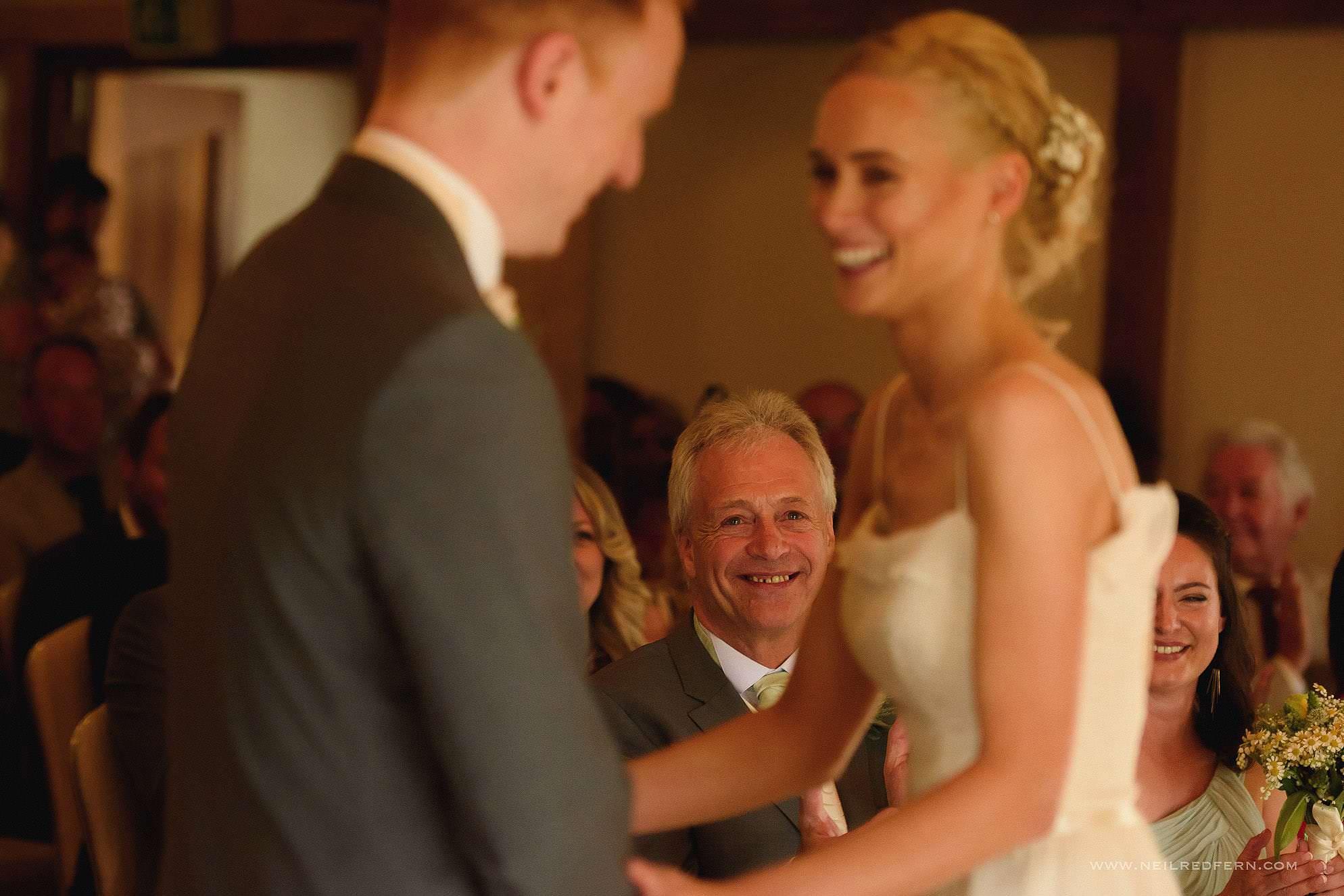 sandhole oak barn wedding photographer 18