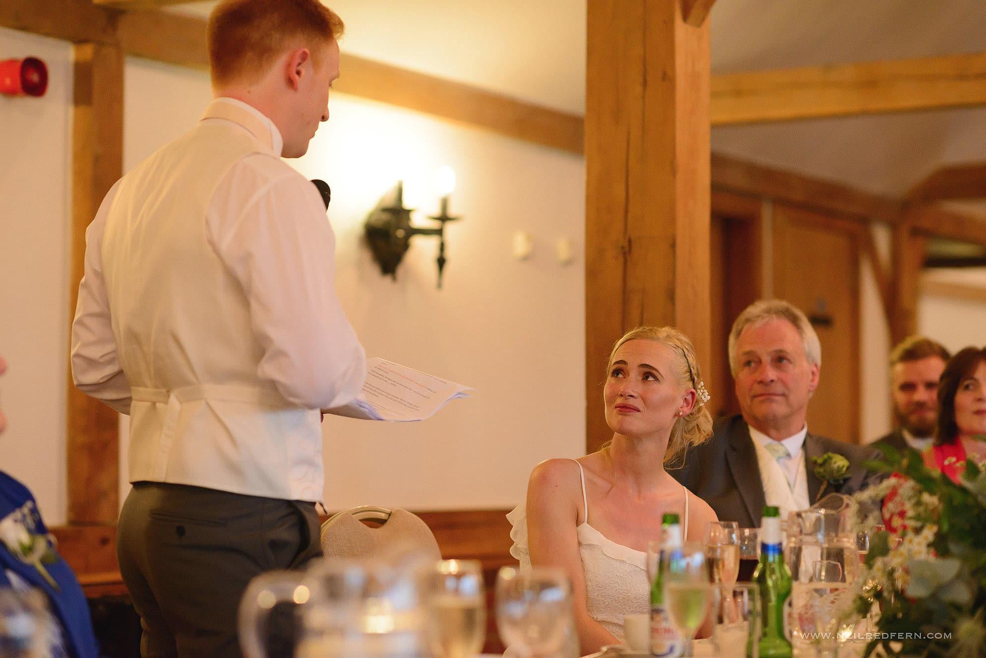 sandhole oak barn wedding photographer 31