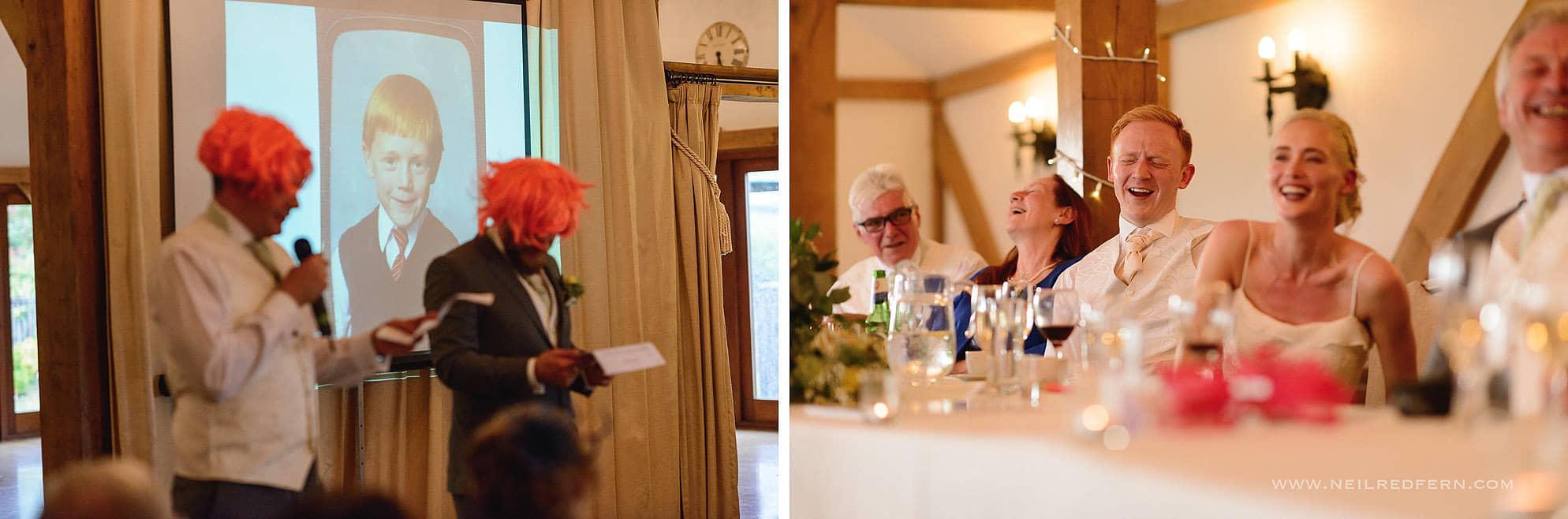 sandhole oak barn wedding photographer 37