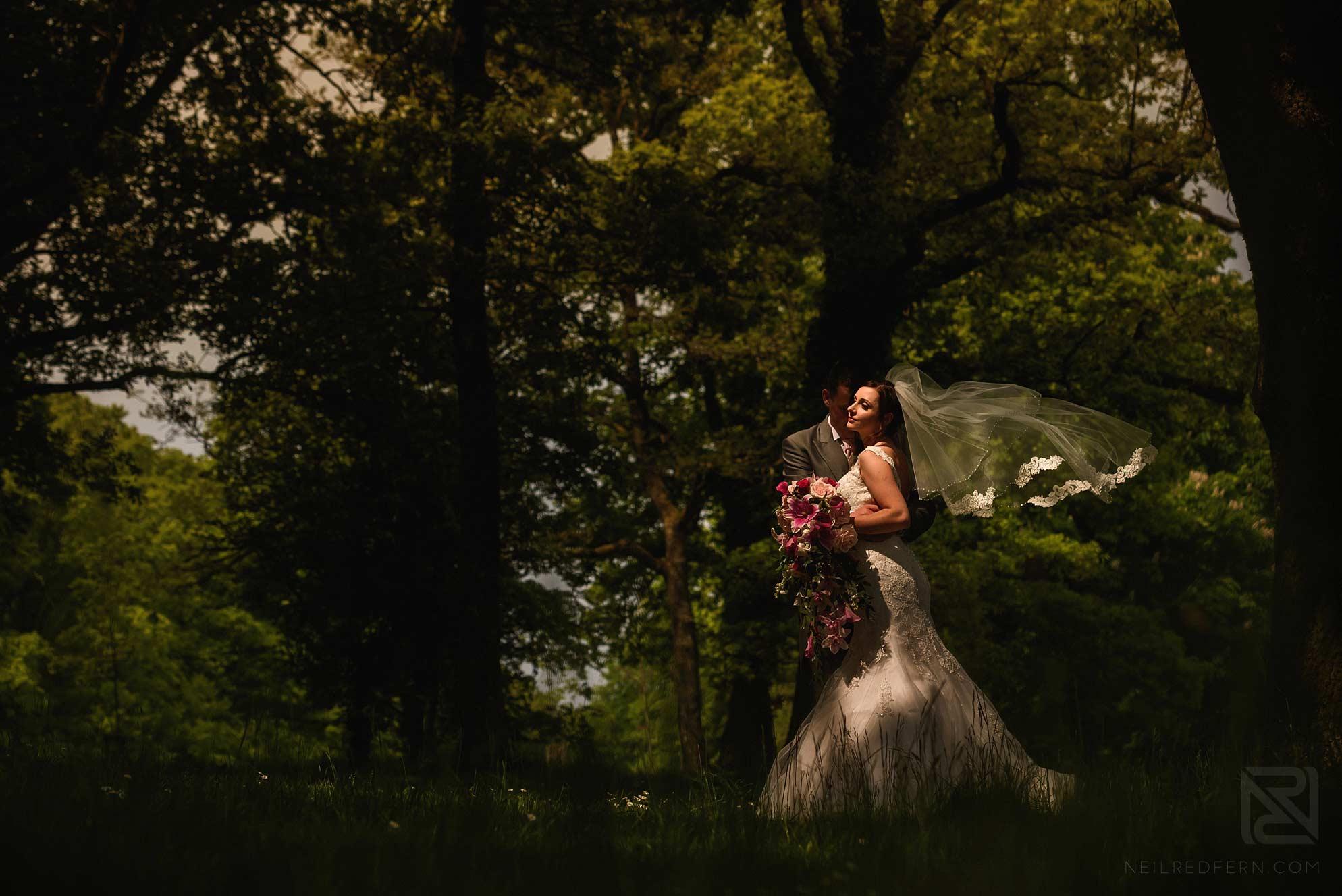 wedding photograph at the Metropole Hotel in llandrindod wells