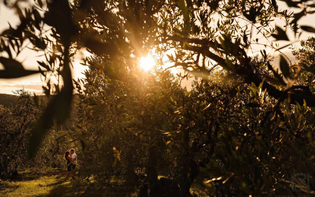 Tuscany engagement shoot – Kelly & Stu