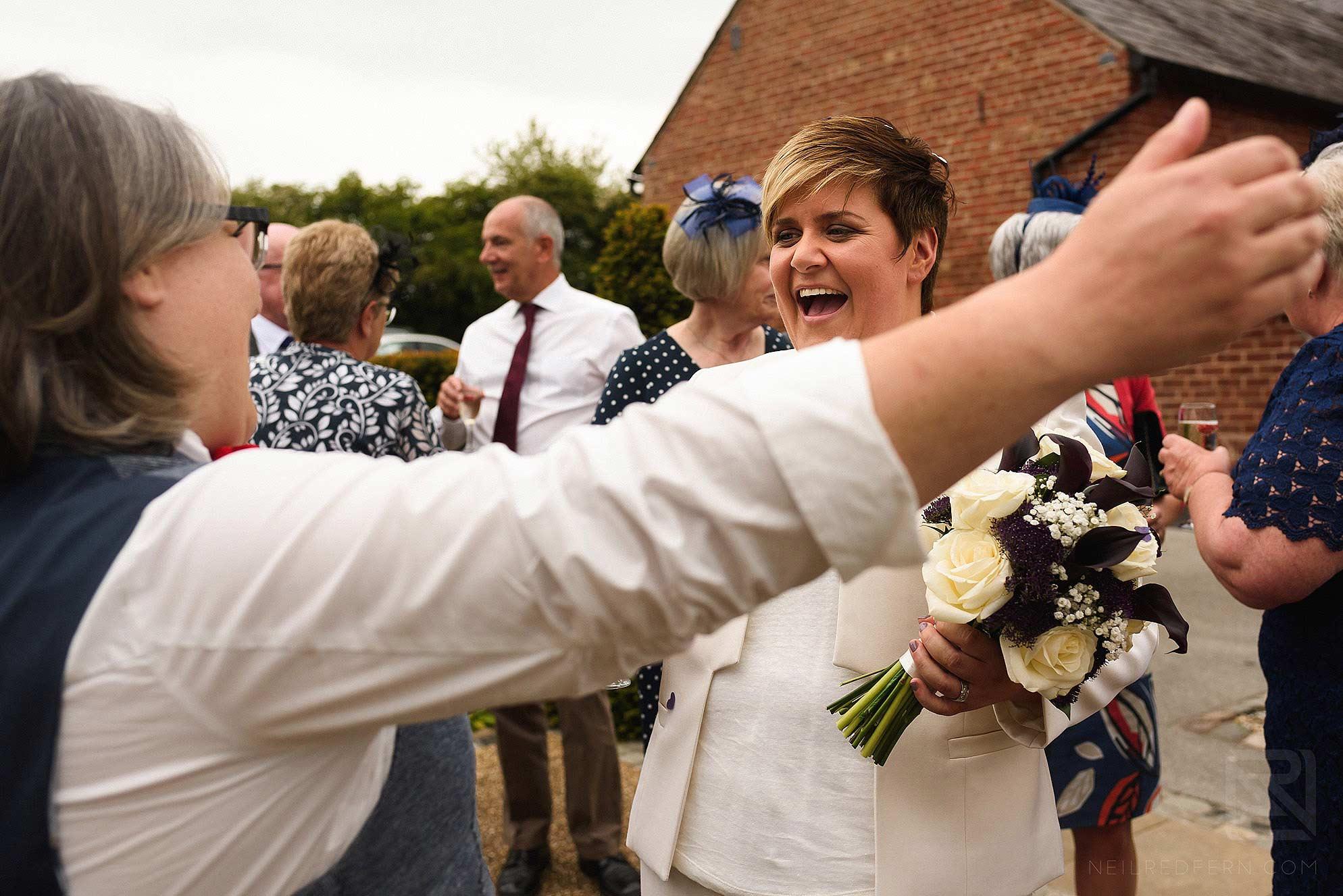 same-sex-wedding-at-Sandhole-Oak-Barn-15