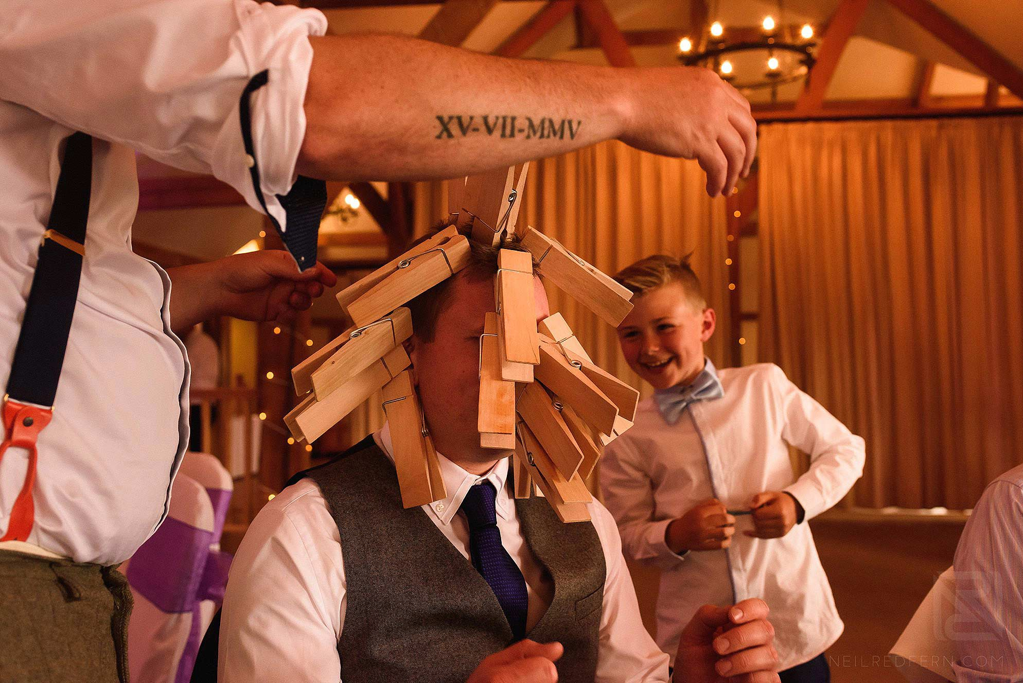 same-sex-wedding-at-Sandhole-Oak-Barn-29