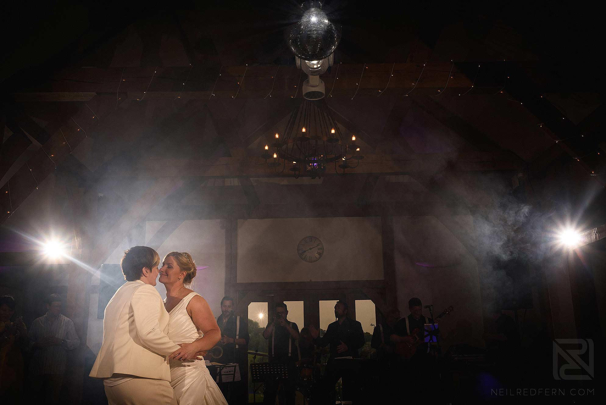 same-sex-wedding-at-Sandhole-Oak-Barn-37