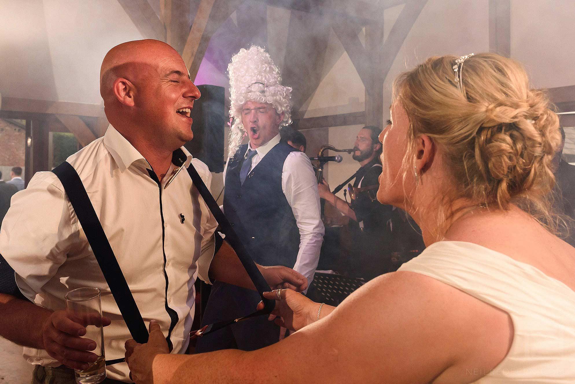 same-sex-wedding-at-Sandhole-Oak-Barn-40