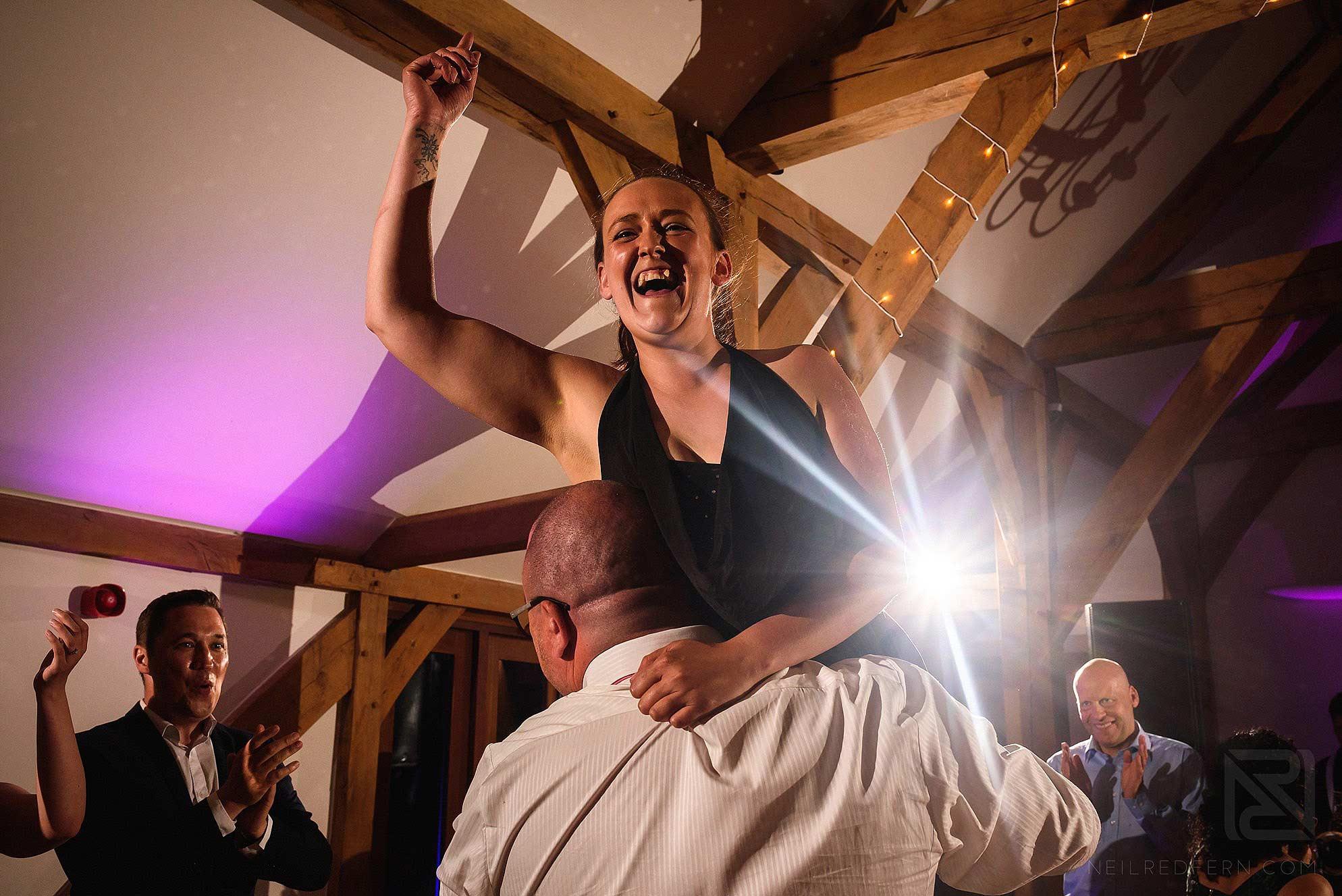 same-sex-wedding-at-Sandhole-Oak-Barn-45
