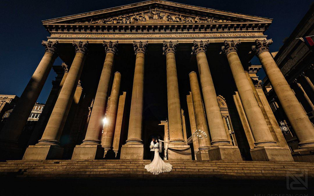 Royal Exchange London Wedding Photography